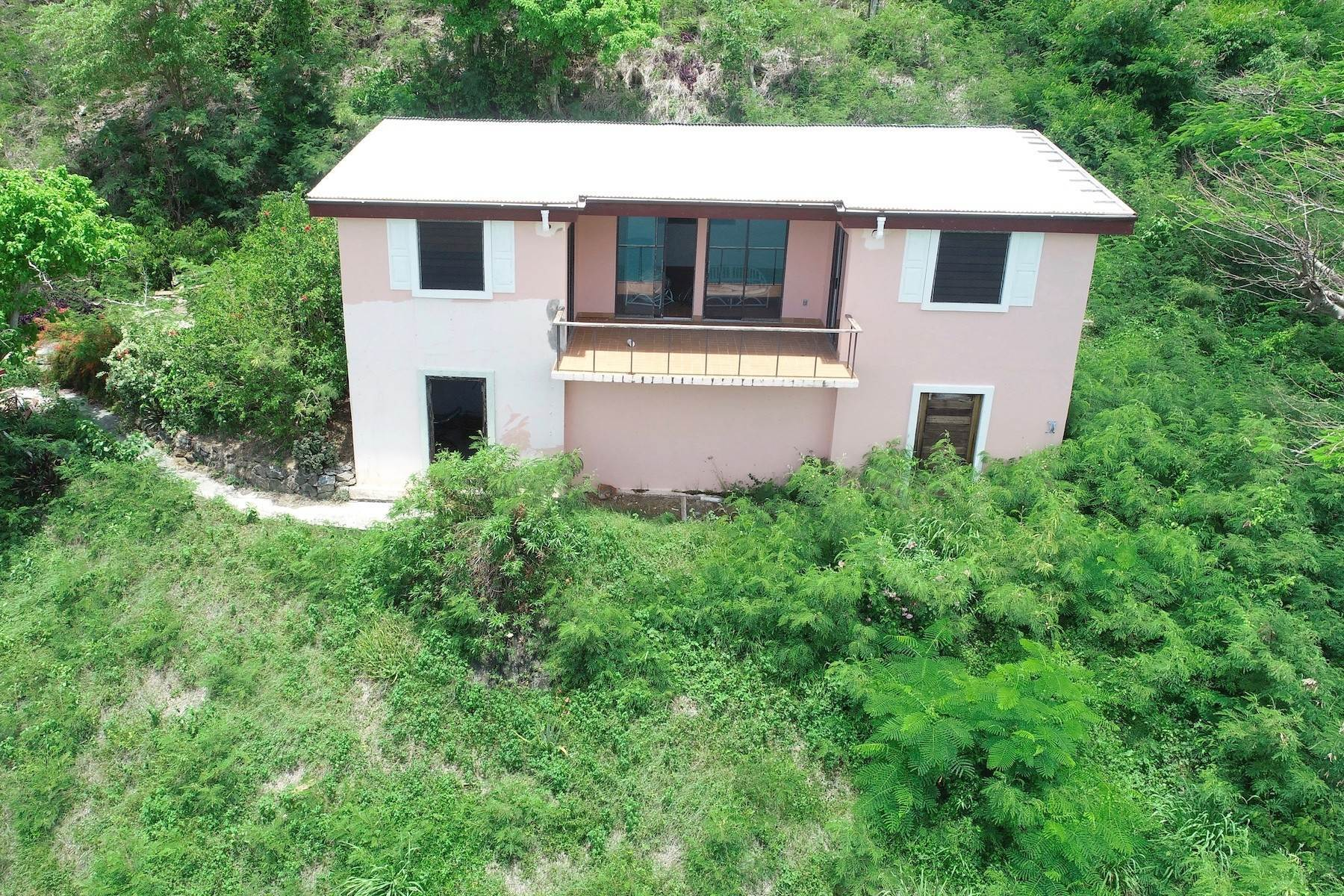 5. Single Family Homes for Sale at Cannon Point Cottage Cannon Point Sunset Cottage Cane Garden Bay, Tortola VG1110 British Virgin Islands