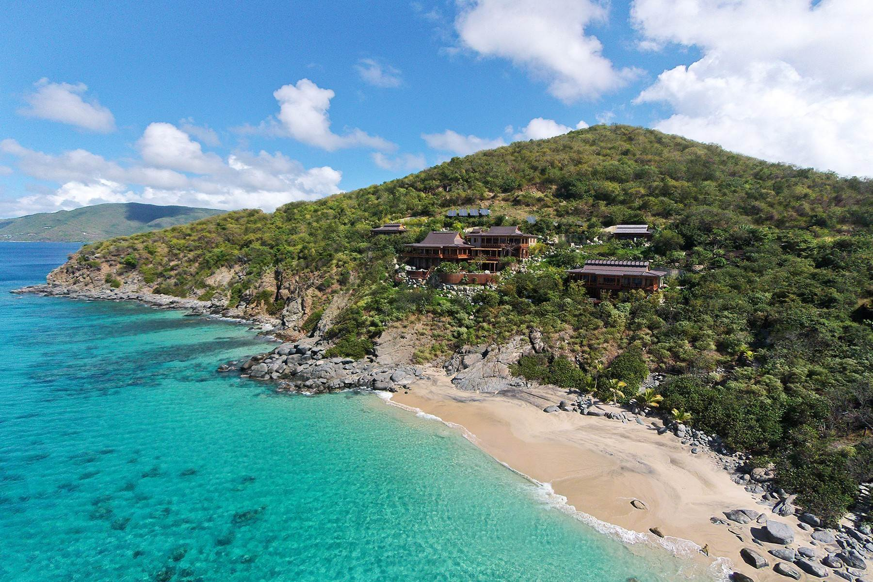 Single Family Homes pour l Vente à Little Dix Bay, Virgin Gorda Iles Vierges Britanniques