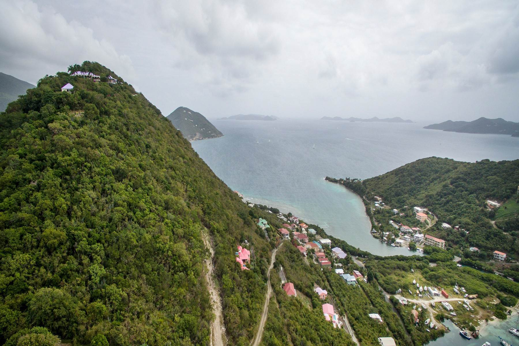 11. Land for Sale at Belmont, Tortola British Virgin Islands