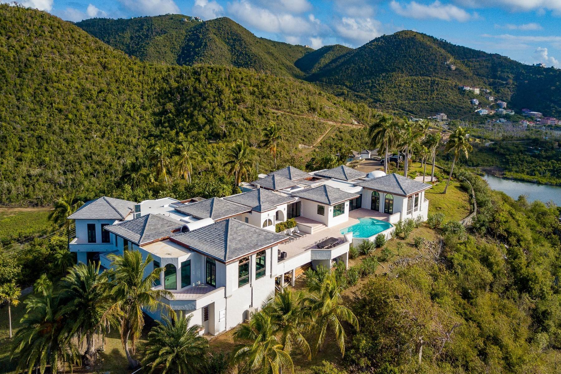 2. Single Family Homes for Sale at Nora Hazel Point, Tortola British Virgin Islands