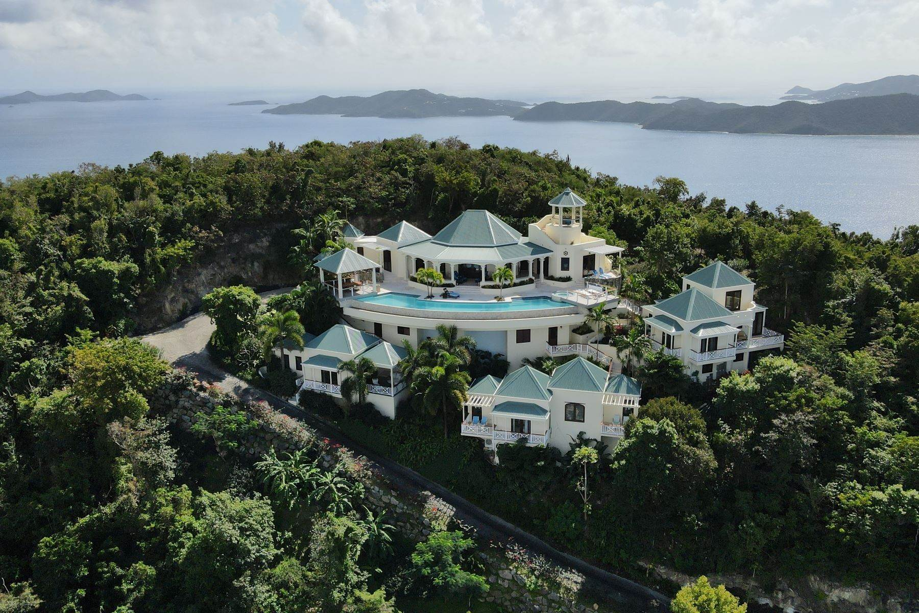 5. Single Family Homes for Sale at Long Bay, Tortola British Virgin Islands