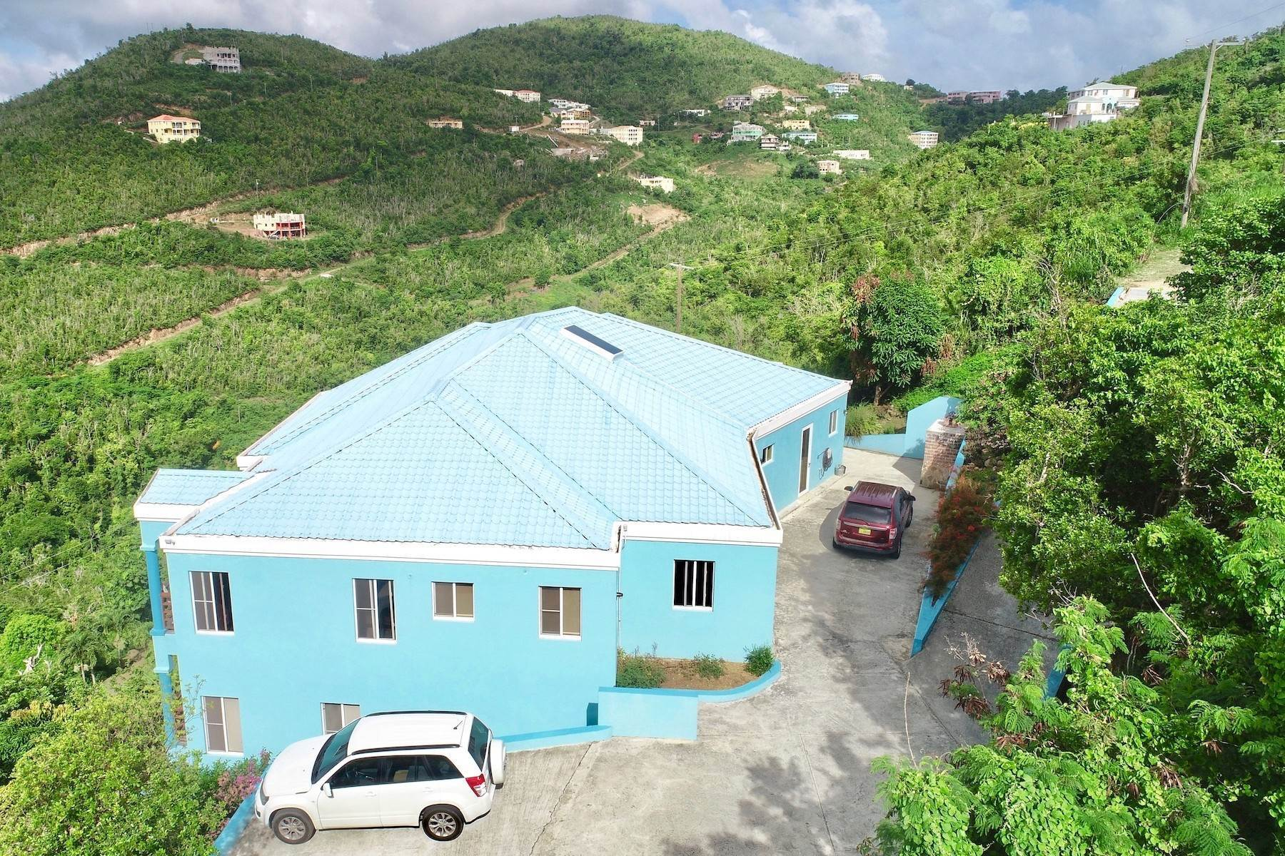 4. Single Family Homes for Sale at Mount Healthy, Tortola British Virgin Islands
