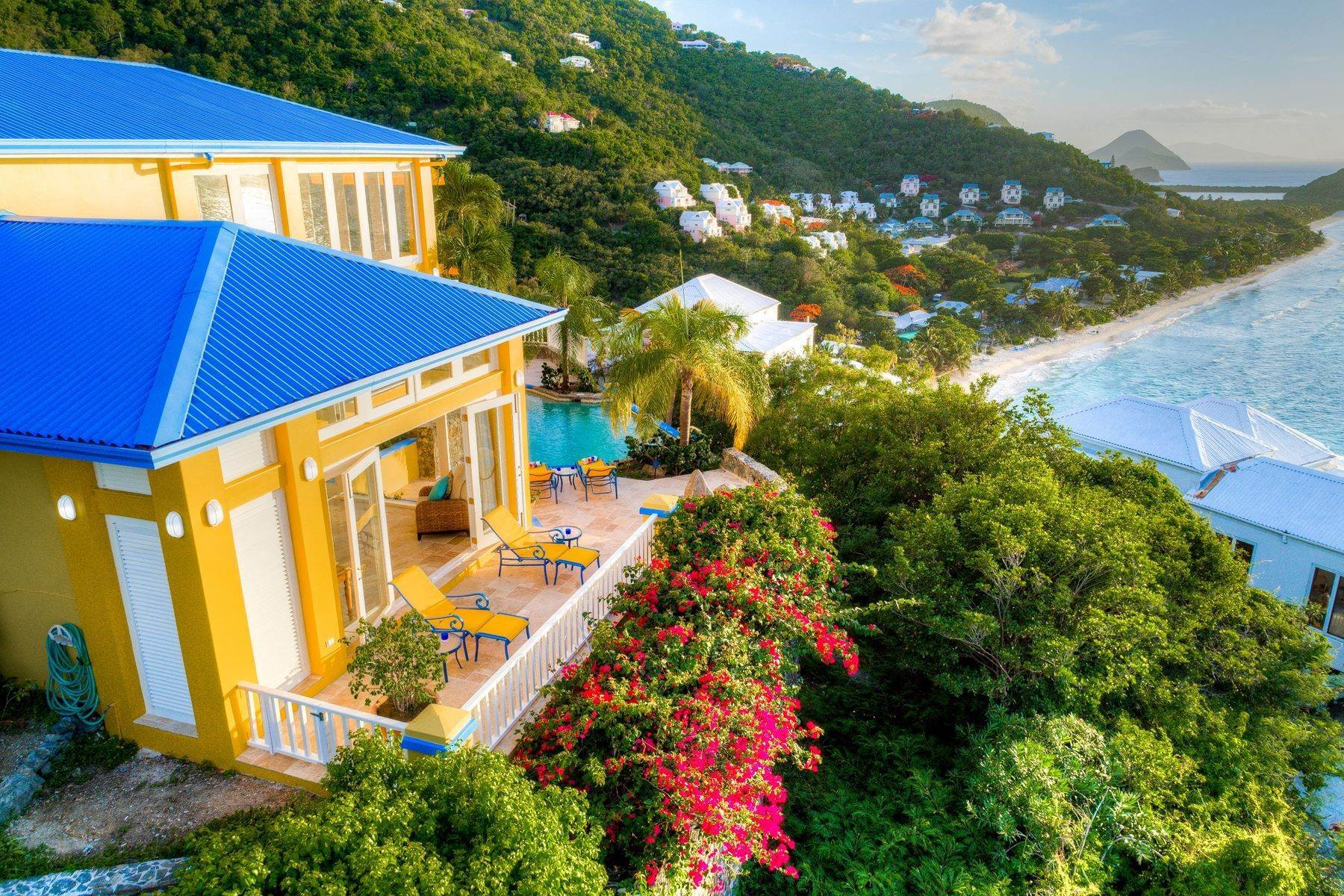 28. Single Family Homes for Sale at Long Bay, Tortola British Virgin Islands