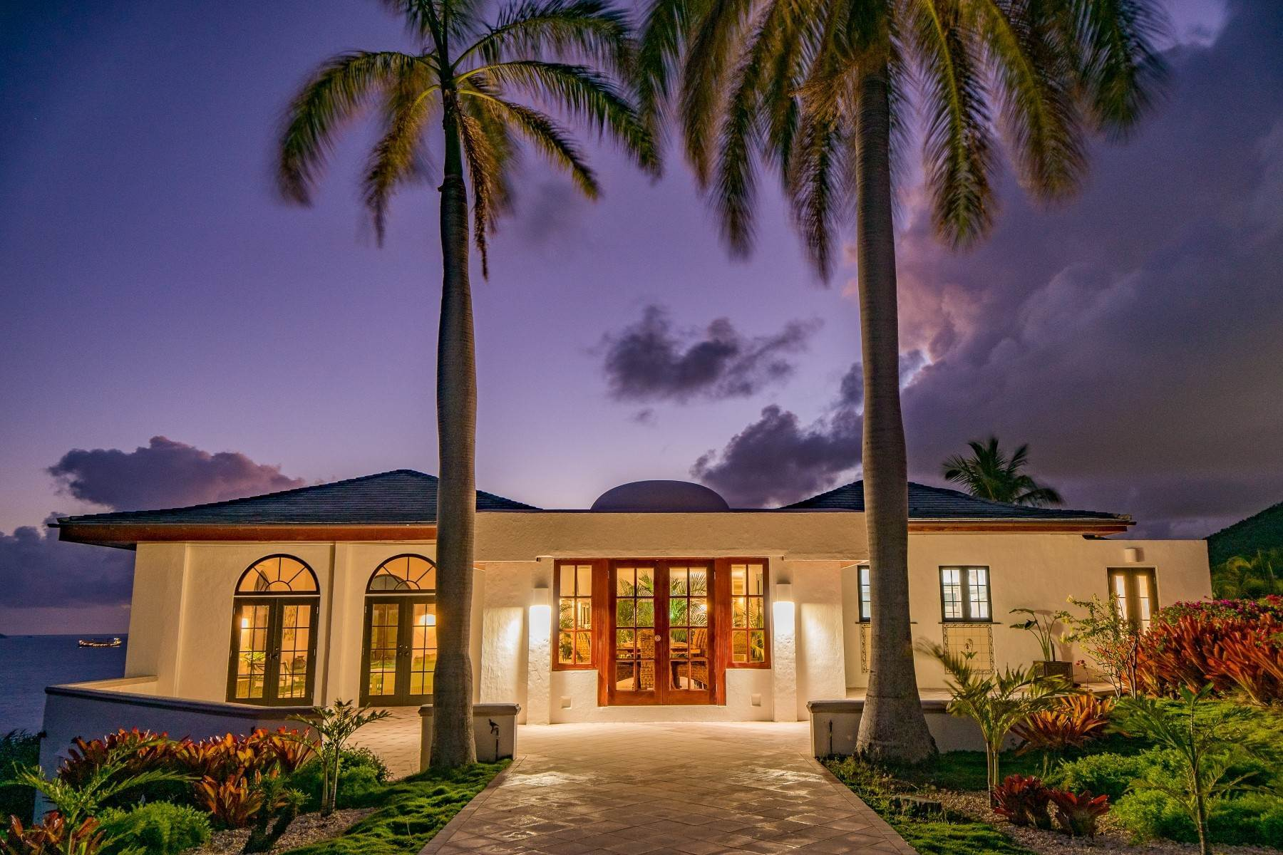 5. Single Family Homes for Sale at Nora Hazel Point, Tortola British Virgin Islands