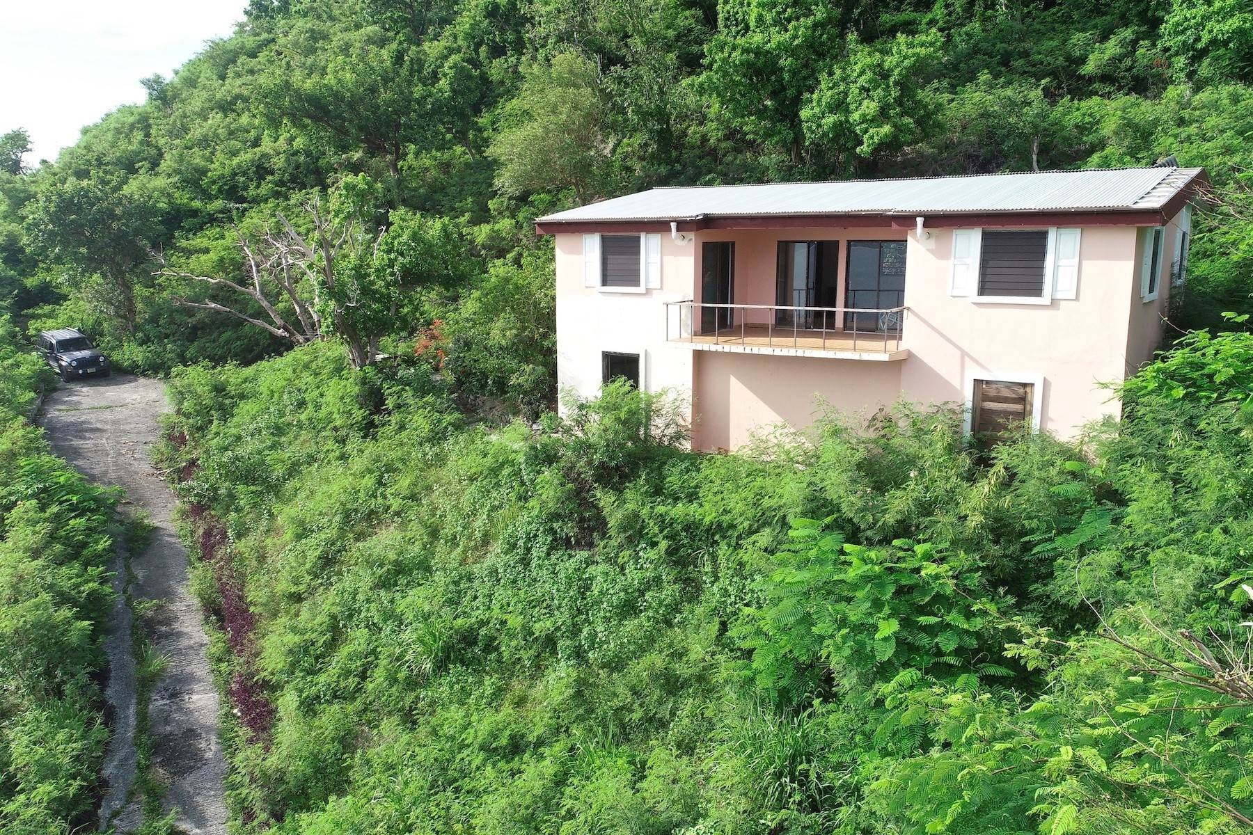 2. Single Family Homes for Sale at Cannon Point Cottage Cannon Point Sunset Cottage Cane Garden Bay, Tortola VG1110 British Virgin Islands