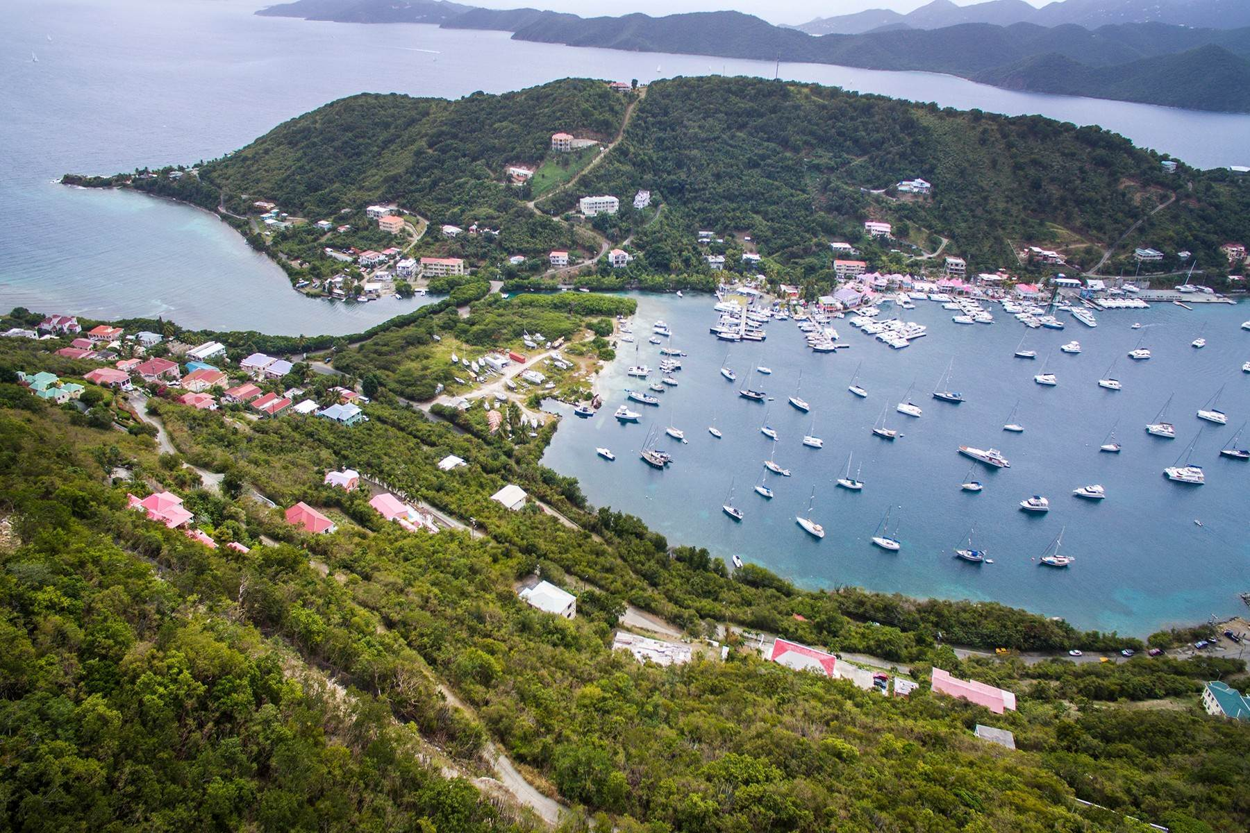 2. Land for Sale at Belmont, Tortola British Virgin Islands