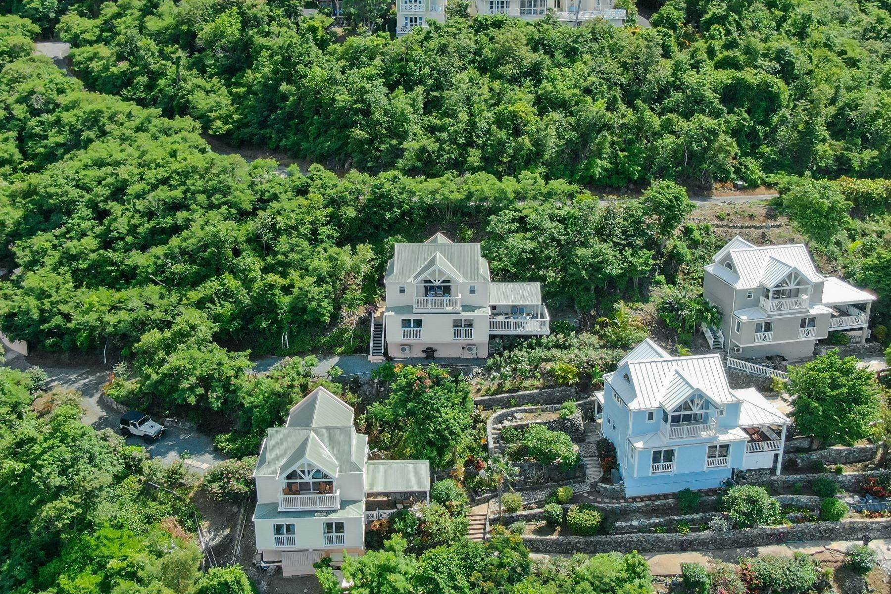 38. townhouses for Sale at Long Bay, Tortola British Virgin Islands