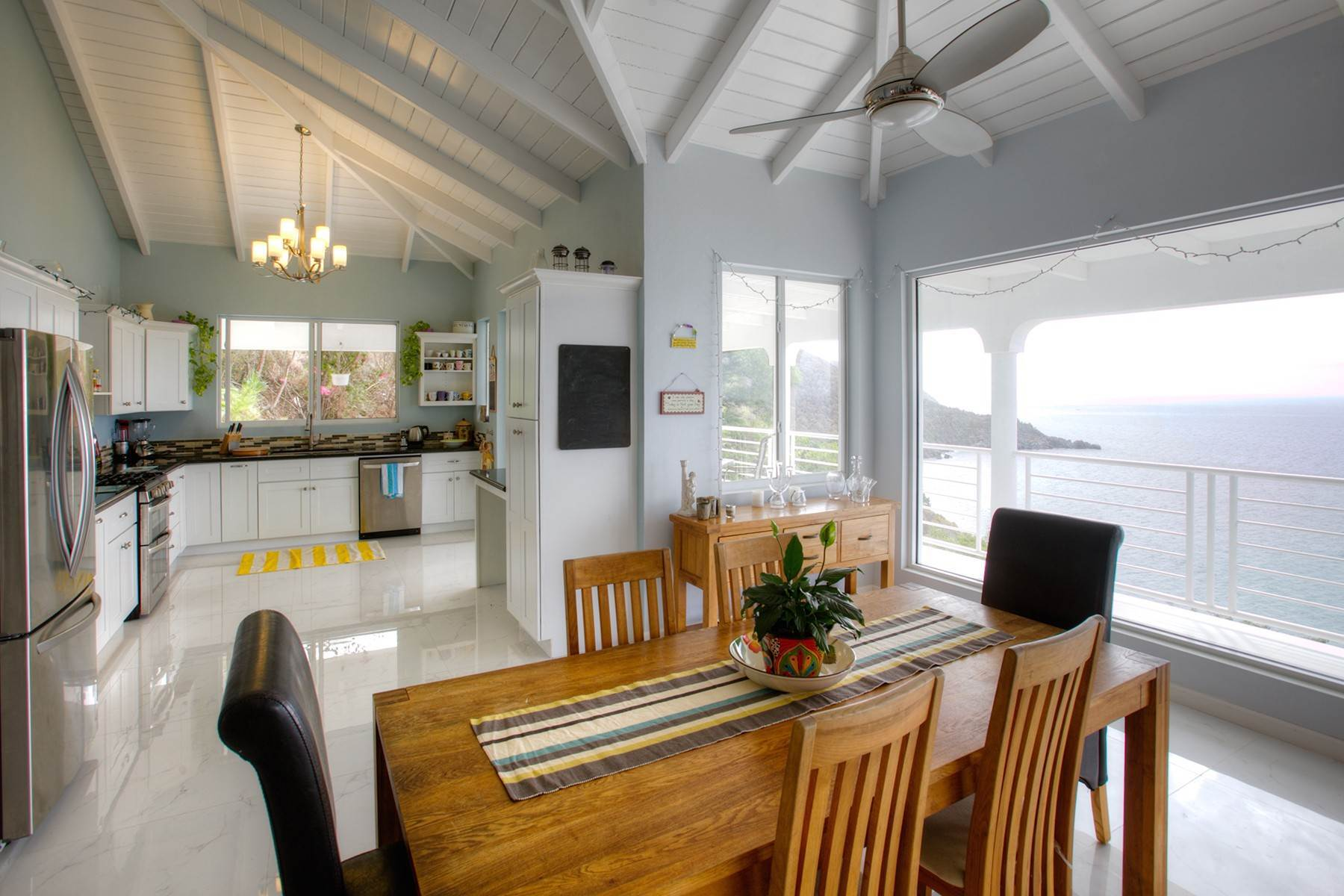 2. Single Family Homes for Sale at Trunk Bay, Tortola British Virgin Islands