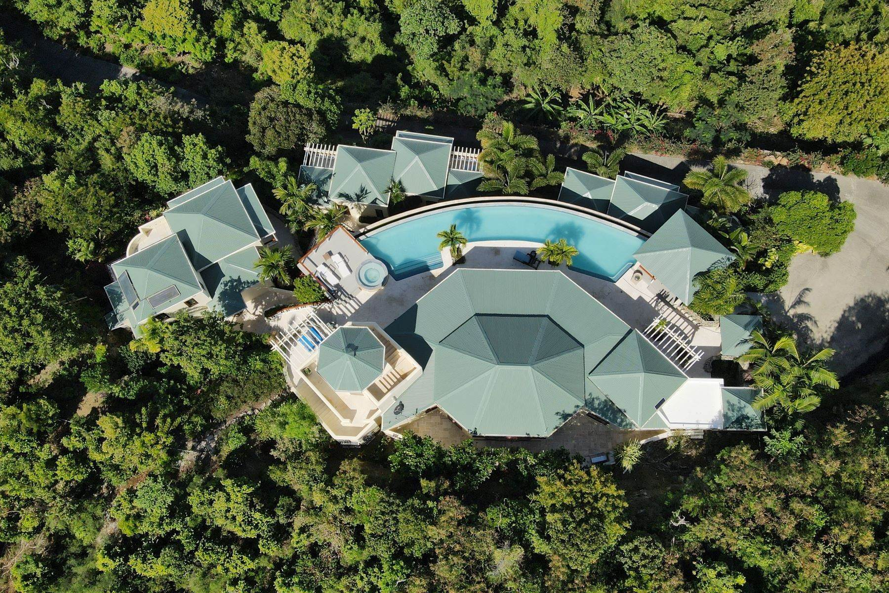 6. Single Family Homes for Sale at Long Bay, Tortola British Virgin Islands
