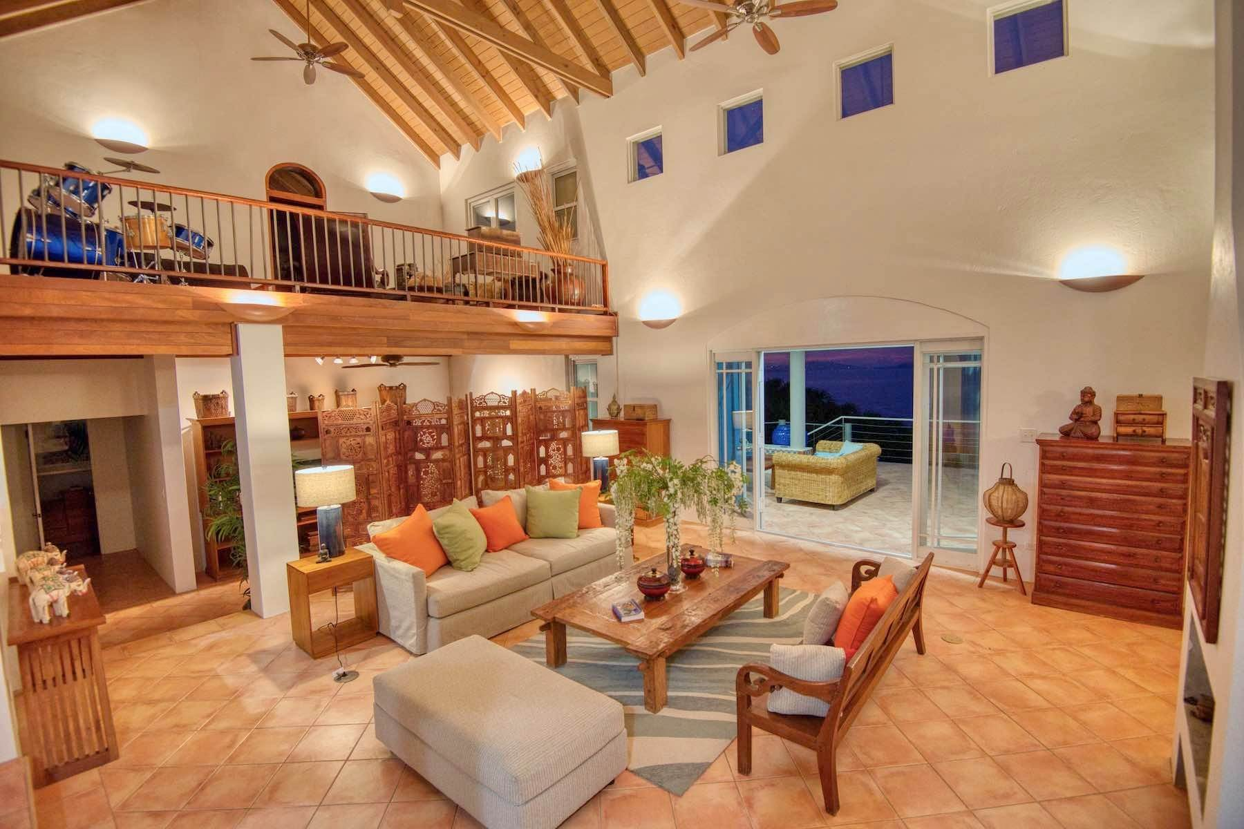 7. Single Family Homes for Sale at Shannon, Tortola British Virgin Islands