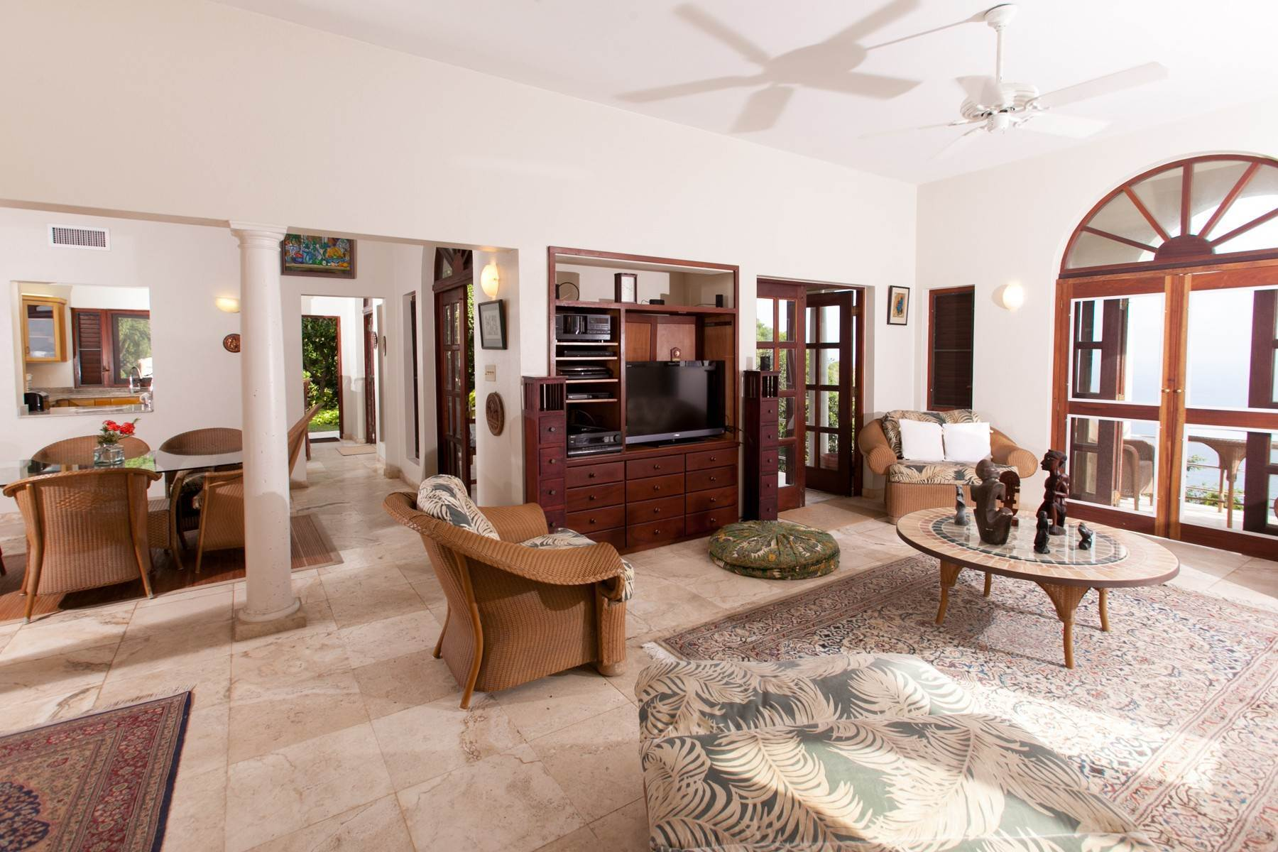 14. Single Family Homes for Sale at Havers, Tortola British Virgin Islands