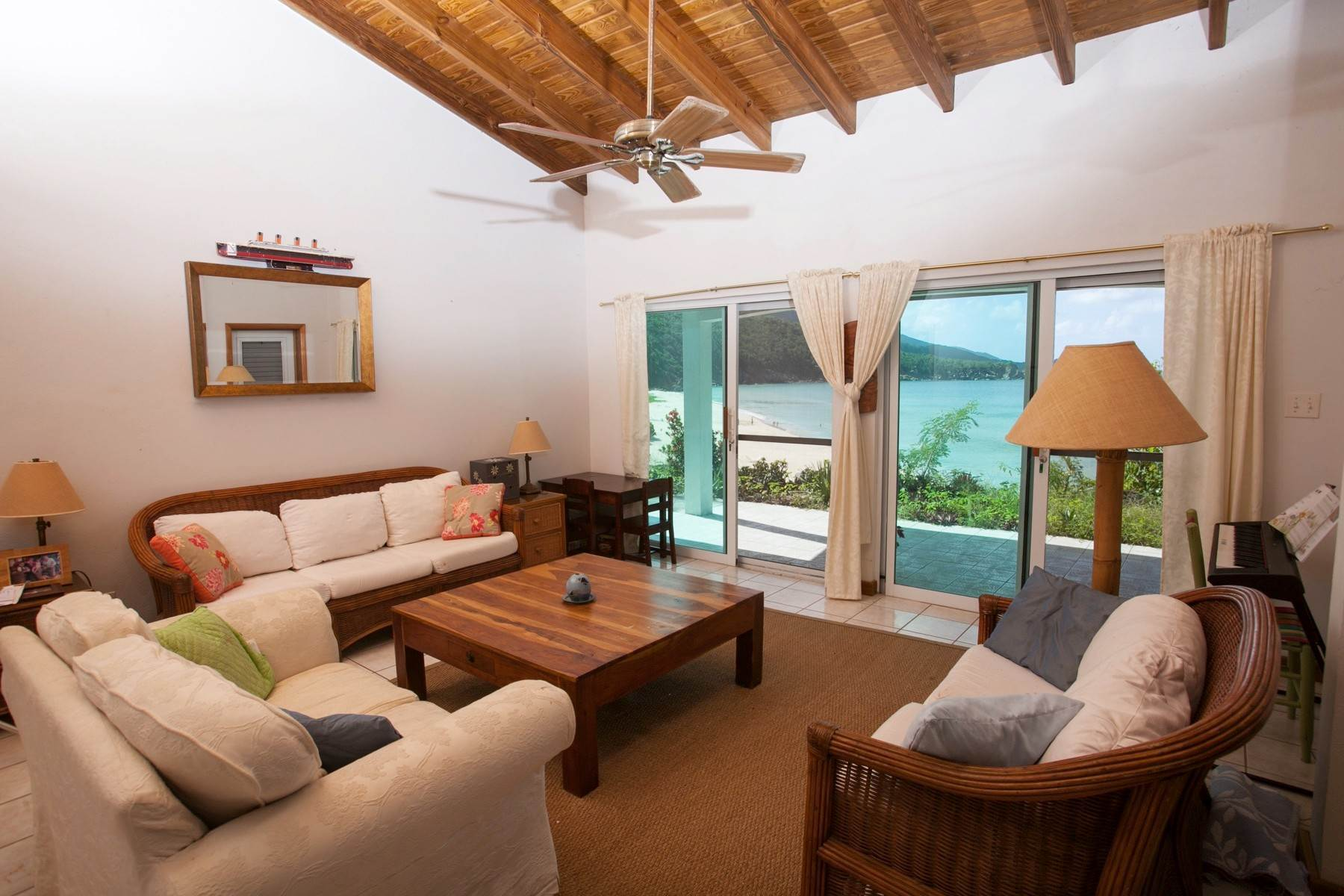 6. Single Family Homes for Sale at Lambert Beach, Tortola British Virgin Islands