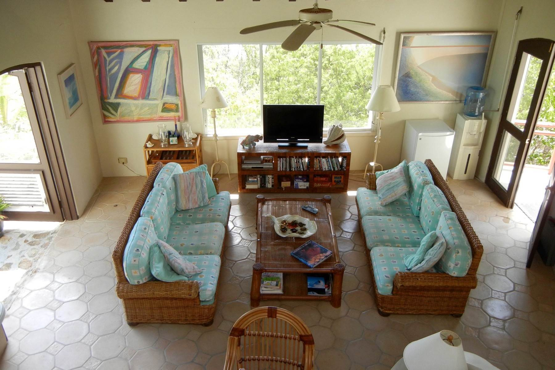 9. Single Family Homes for Sale at Privateers Bay, Great Camanoe British Virgin Islands