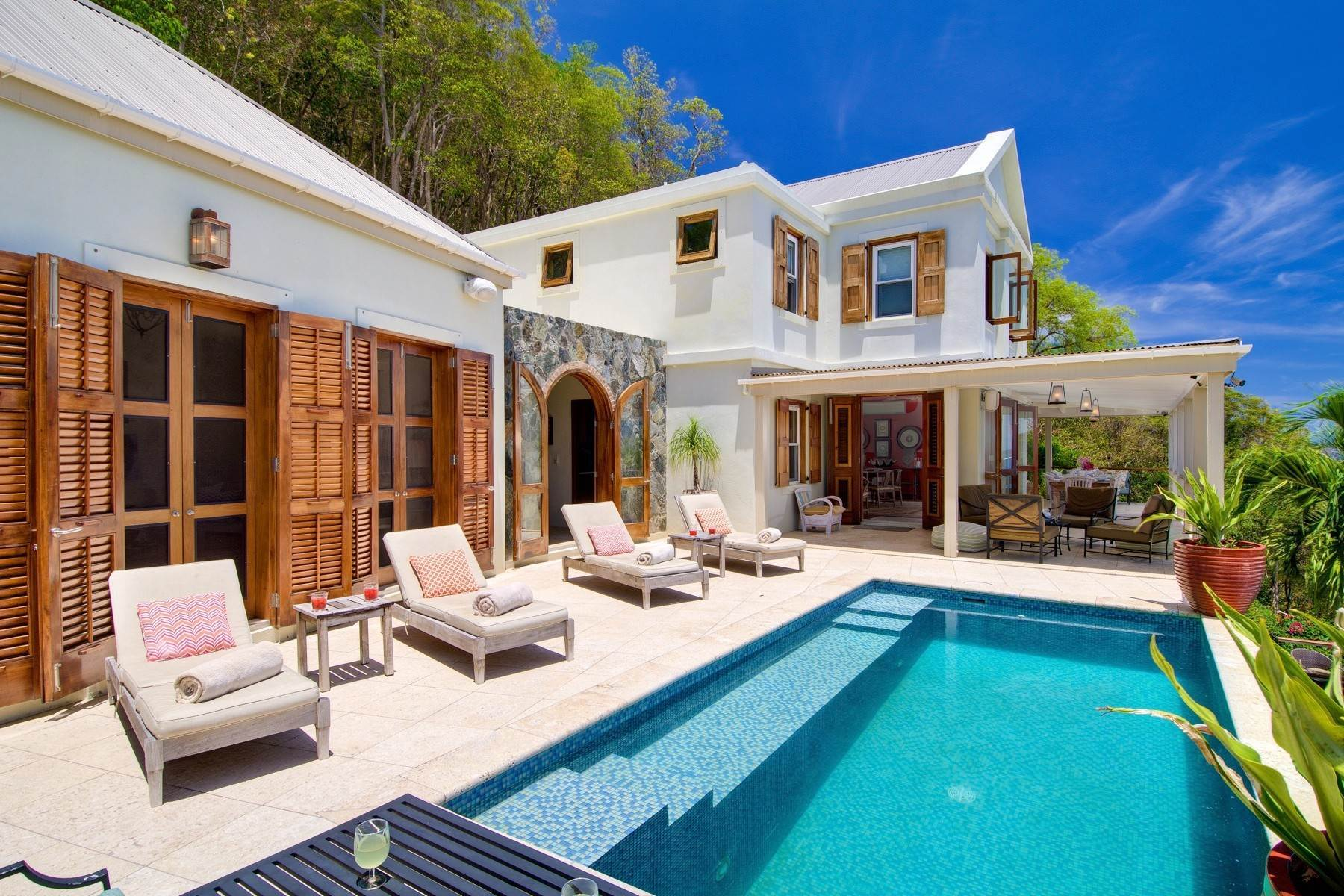 4. Single Family Homes for Sale at Belmont, Tortola British Virgin Islands