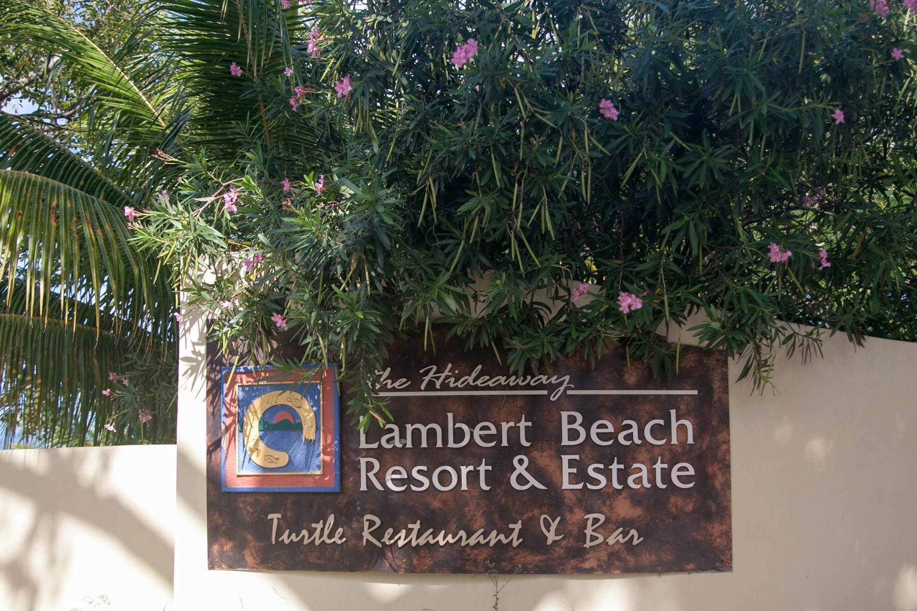 21. Single Family Homes for Sale at Lambert Beach, Tortola British Virgin Islands