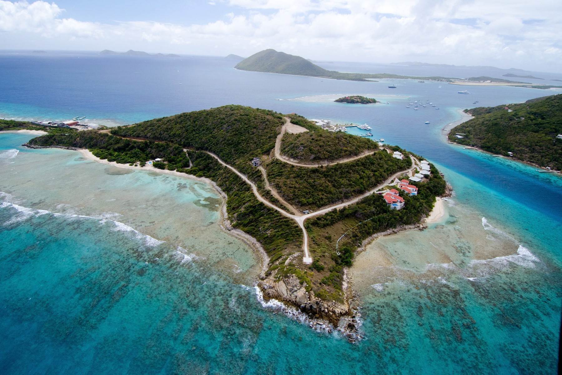 Land for Sale at Little Scrub, Scrub Island British Virgin Islands