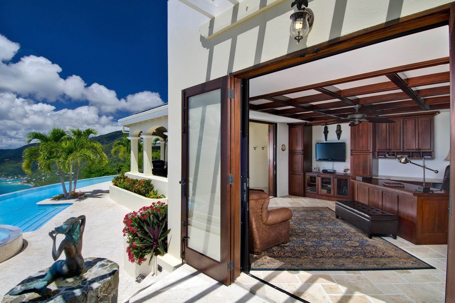 3. Single Family Homes for Sale at Long Bay, Tortola British Virgin Islands