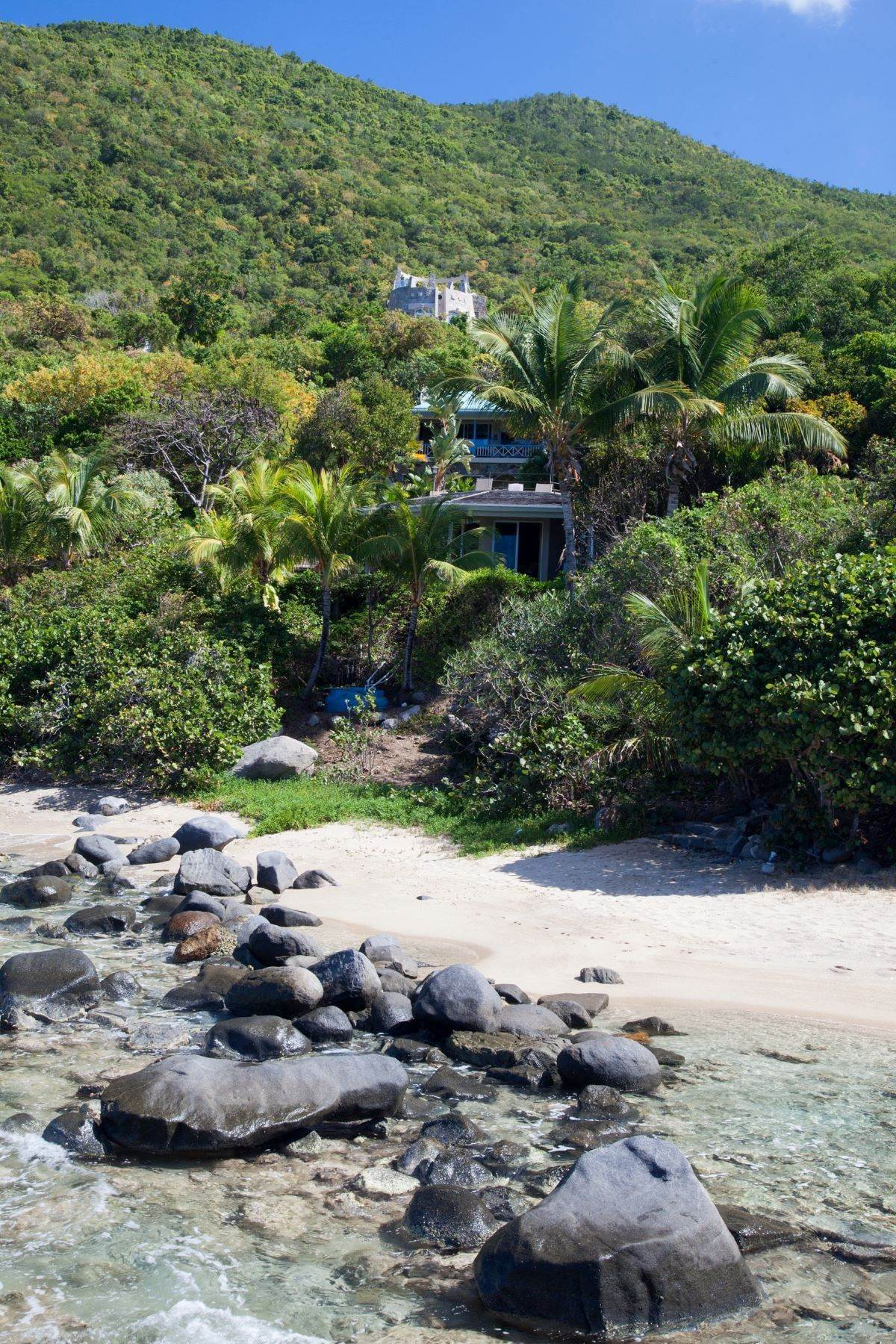 7. Single Family Homes for Sale at Nail Bay, Virgin Gorda British Virgin Islands