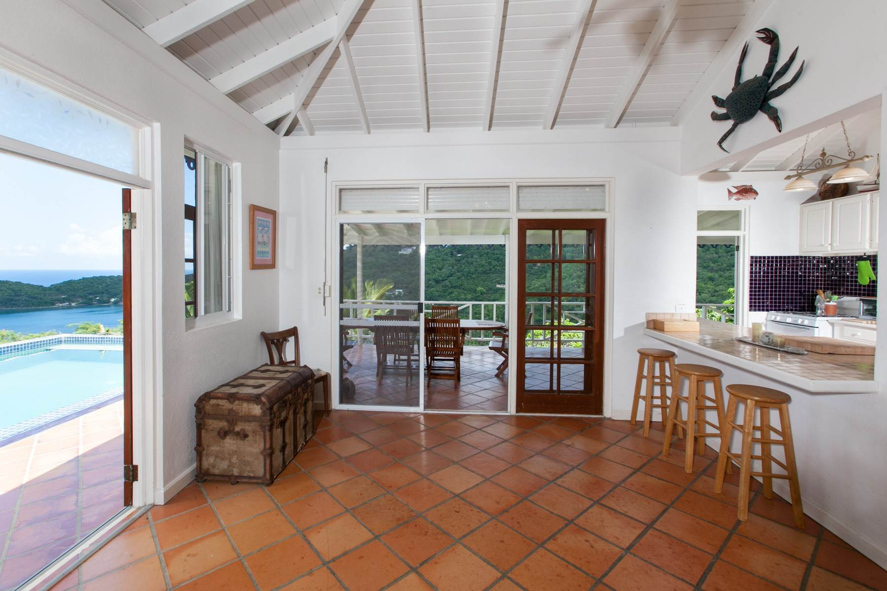18. Single Family Homes for Sale at Brewers Bay, Tortola British Virgin Islands