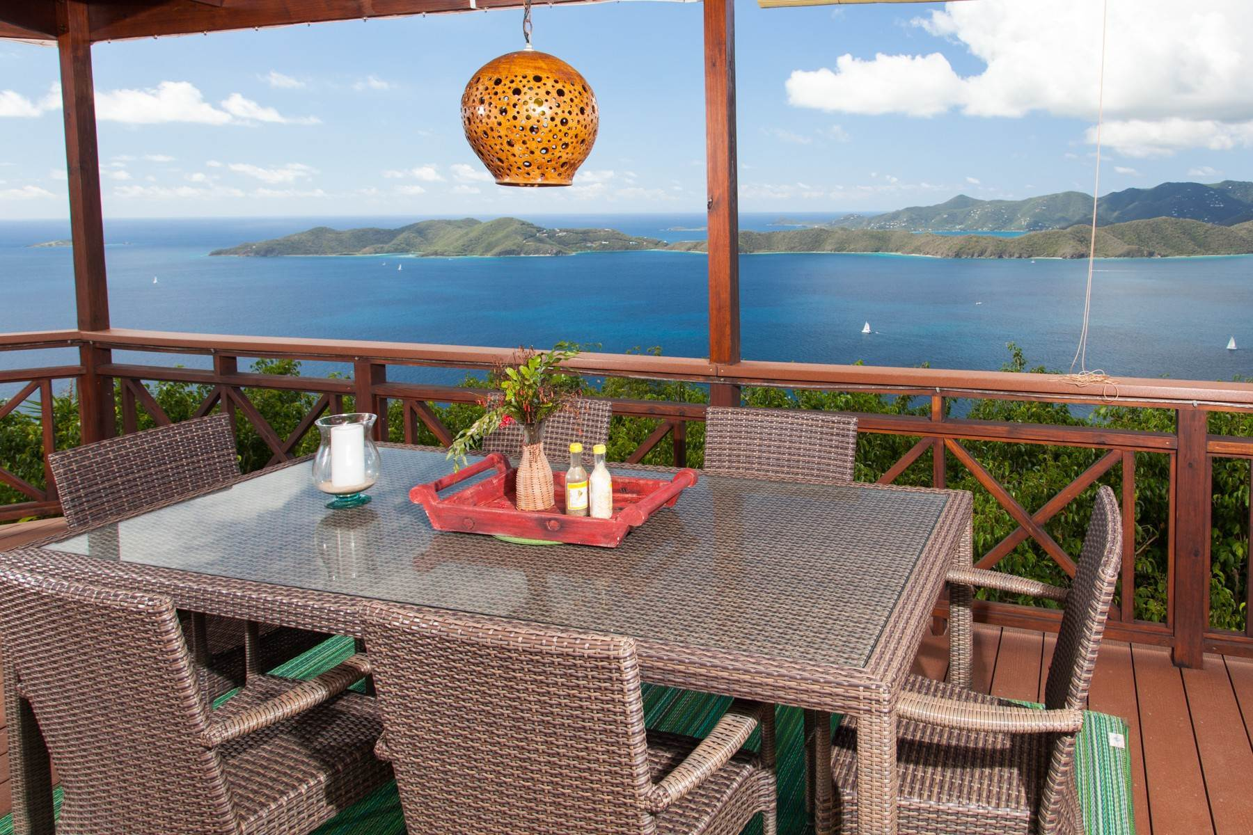 6. Single Family Homes for Sale at Towers, Tortola British Virgin Islands