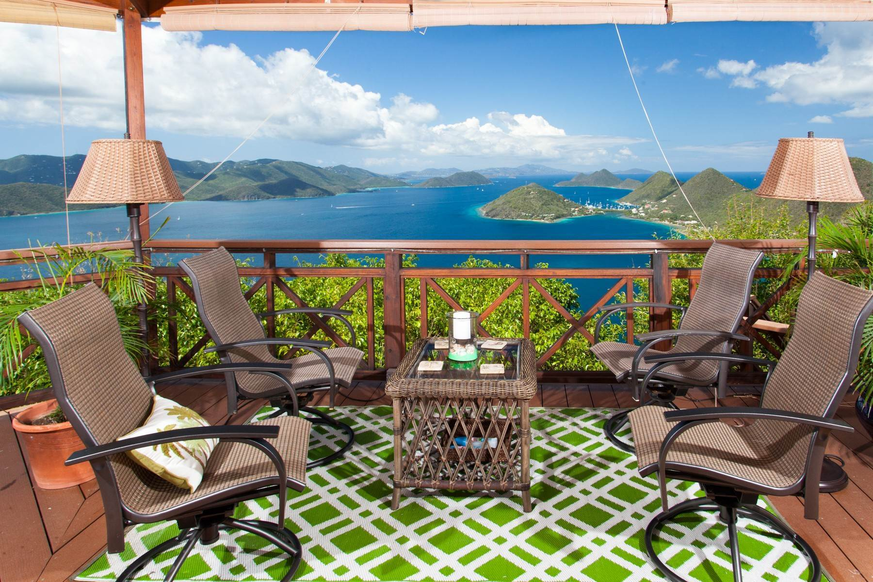 8. Single Family Homes for Sale at Towers, Tortola British Virgin Islands