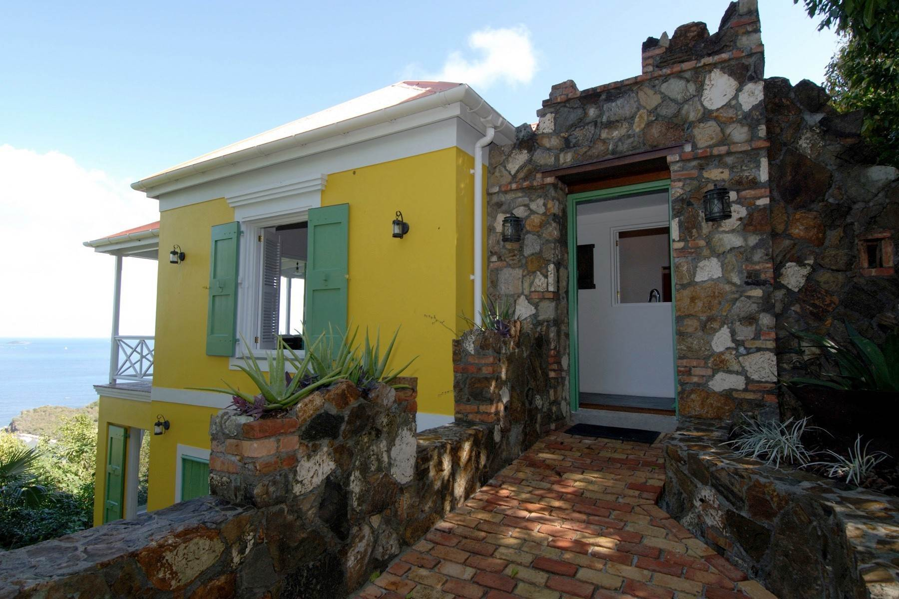 Single Family Homes alle Belmont, Tortola Isole Vergini Britanniche
