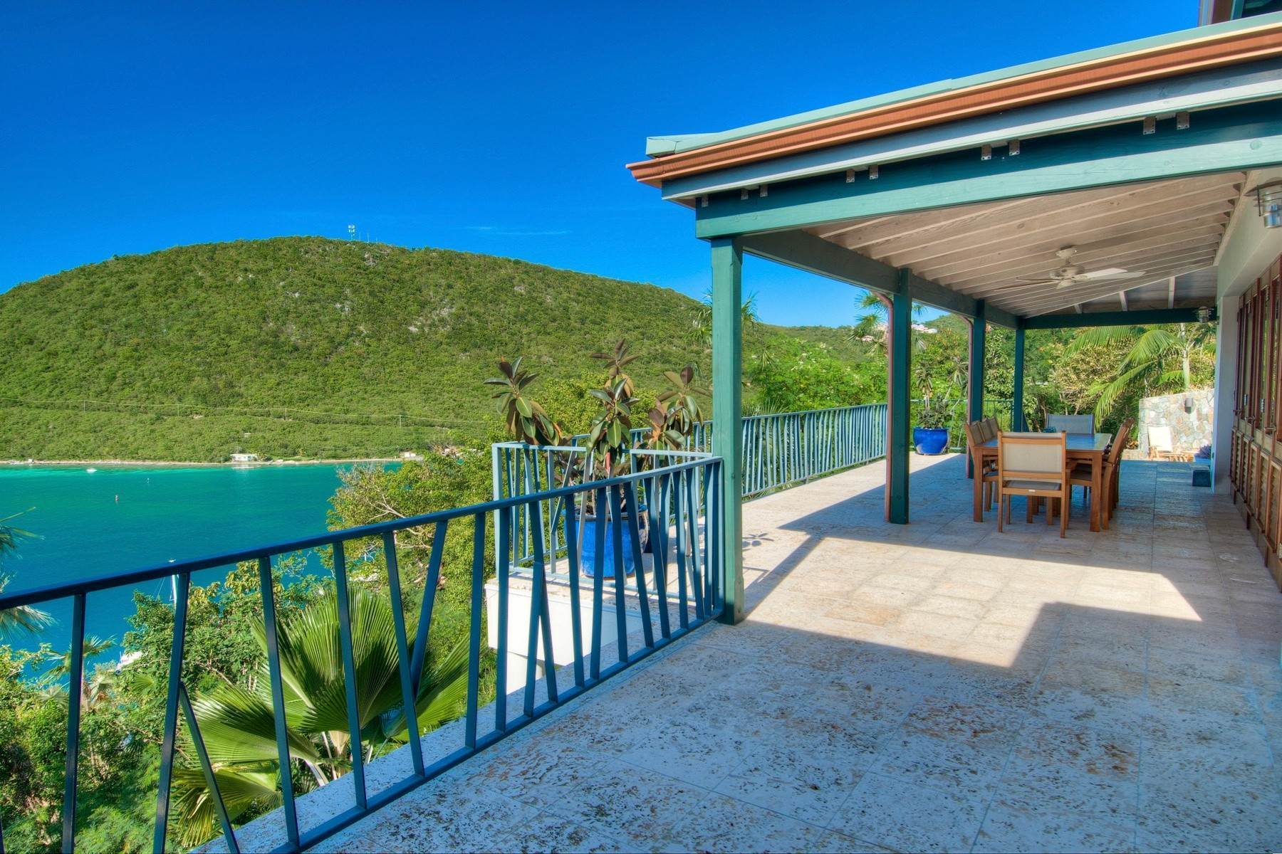 16. Single Family Homes for Sale at Frenchmans Cay, Frenchman's Cay British Virgin Islands