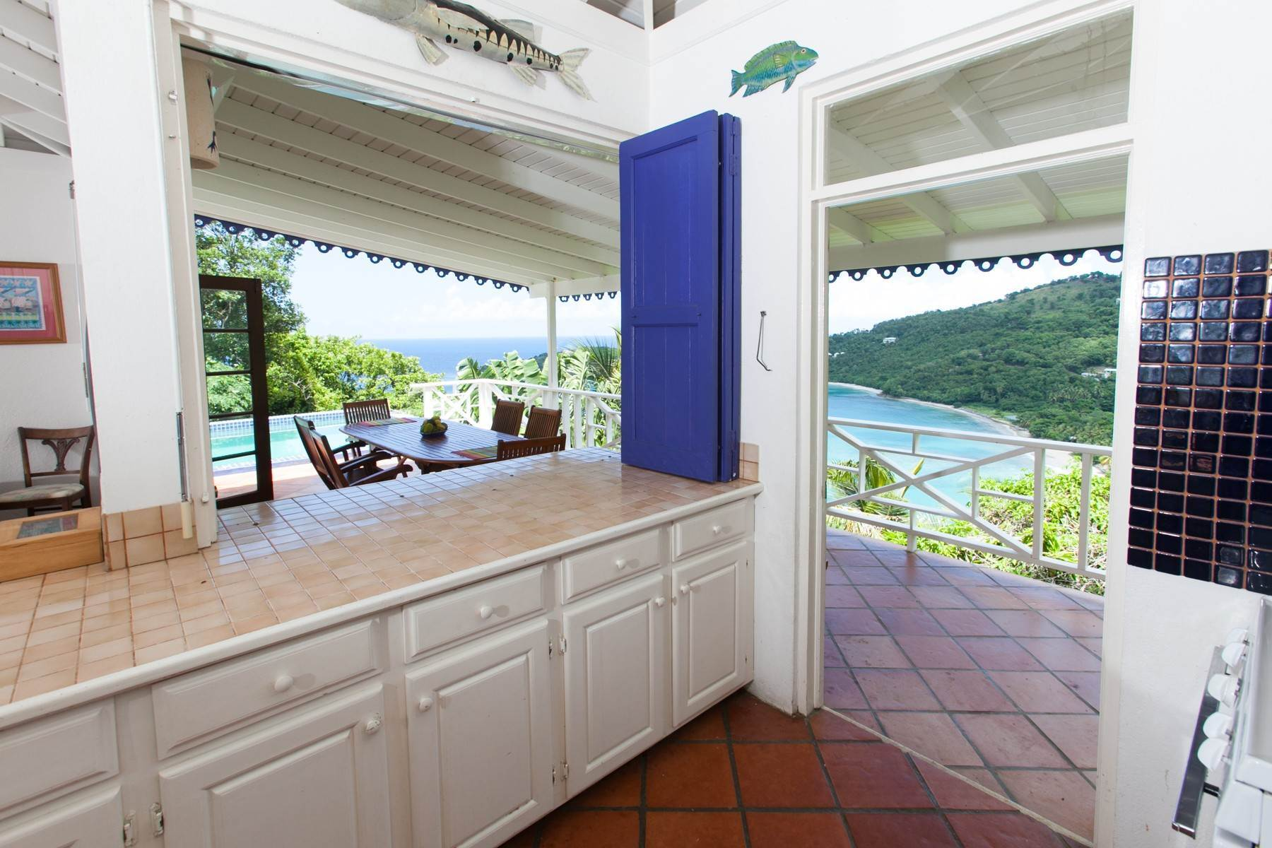 7. Single Family Homes for Sale at Brewers Bay, Tortola British Virgin Islands