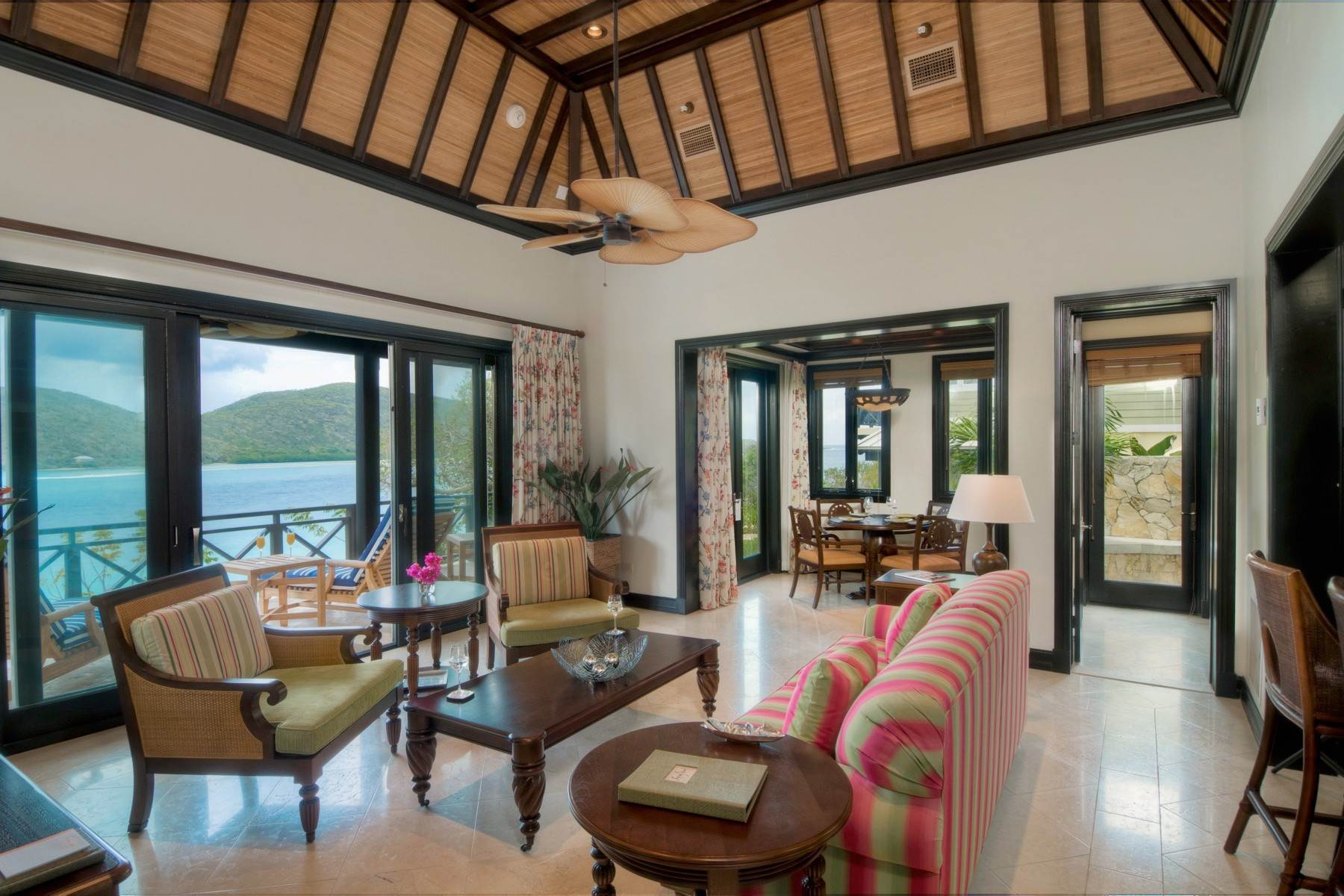 Single Family Homes for Sale at Little Scrub, Scrub Island British Virgin Islands