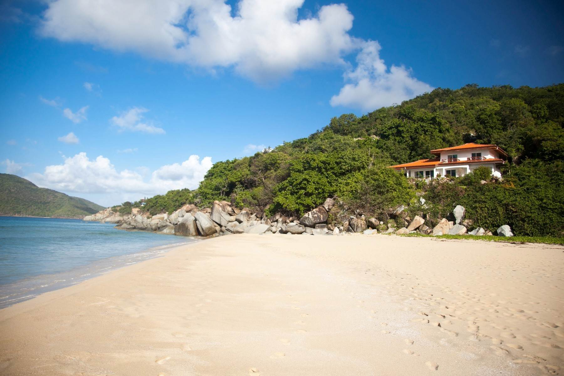 20. Single Family Homes for Sale at Lambert Beach, Tortola British Virgin Islands
