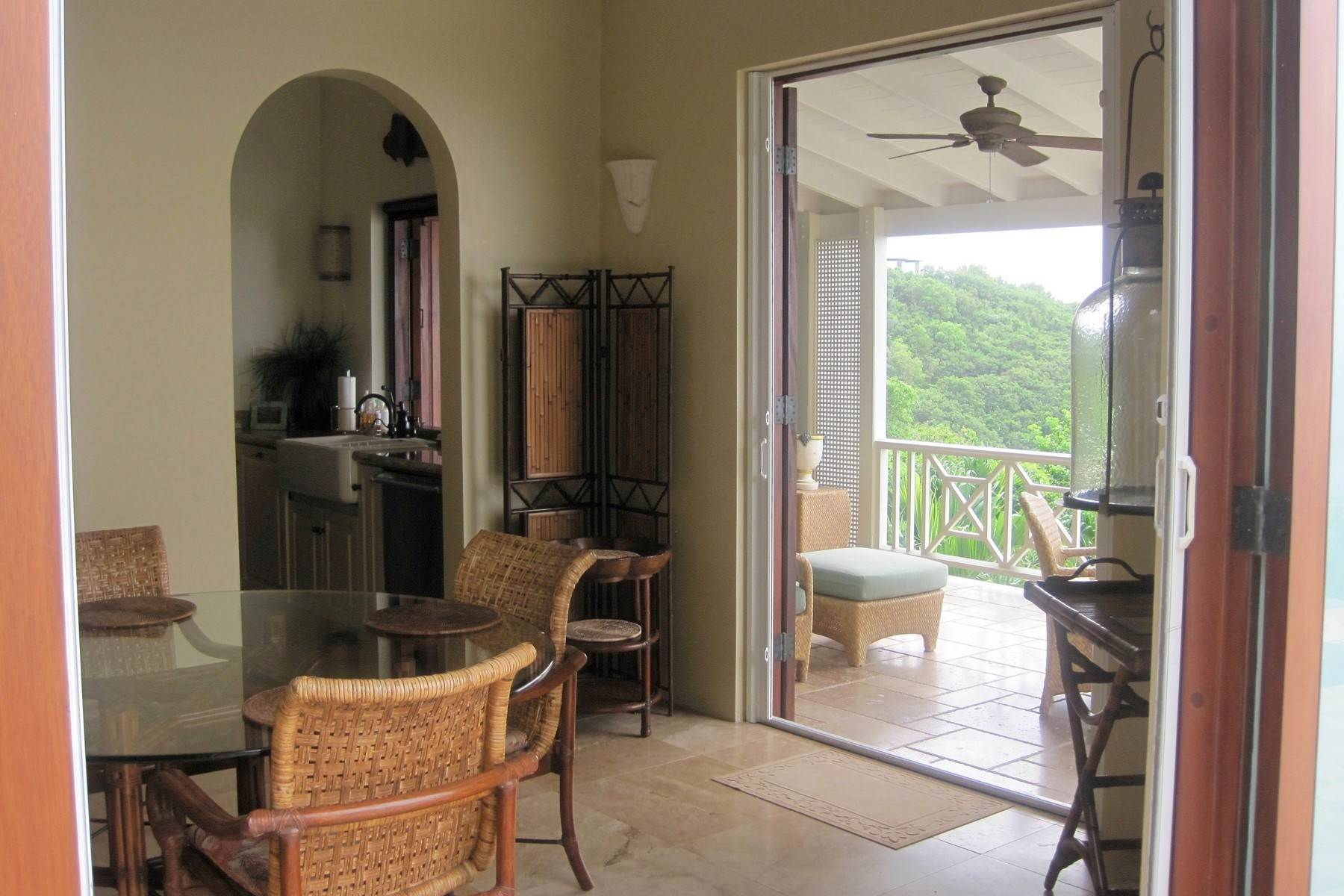 7. Single Family Homes for Sale at Long Bay, Tortola British Virgin Islands