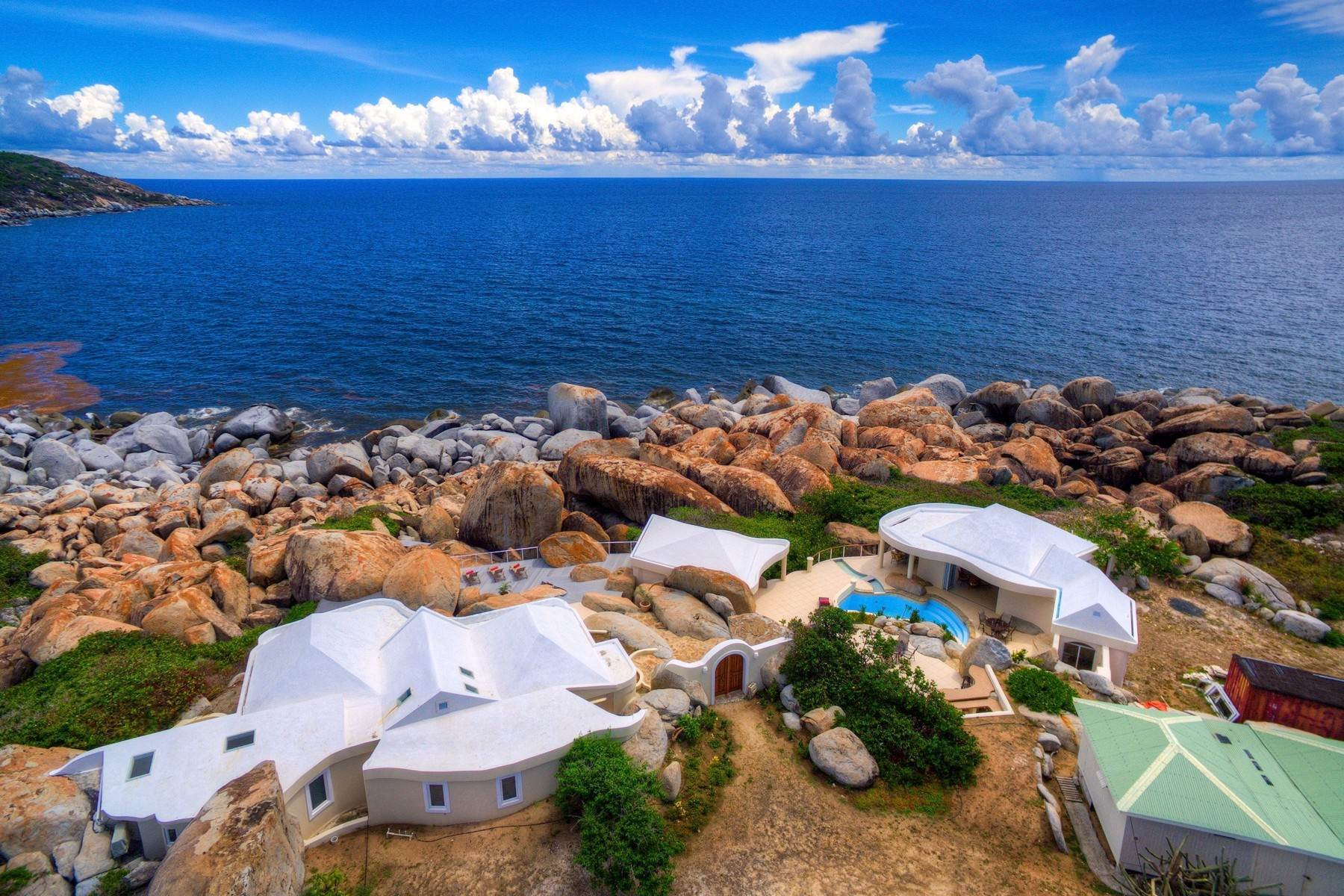 35. Single Family Homes for Sale at Crook Bay, Virgin Gorda British Virgin Islands