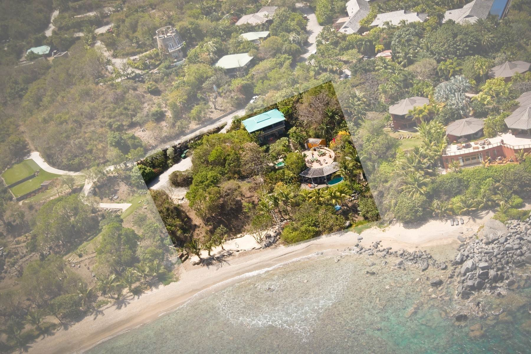43. Single Family Homes for Sale at Nail Bay, Virgin Gorda British Virgin Islands