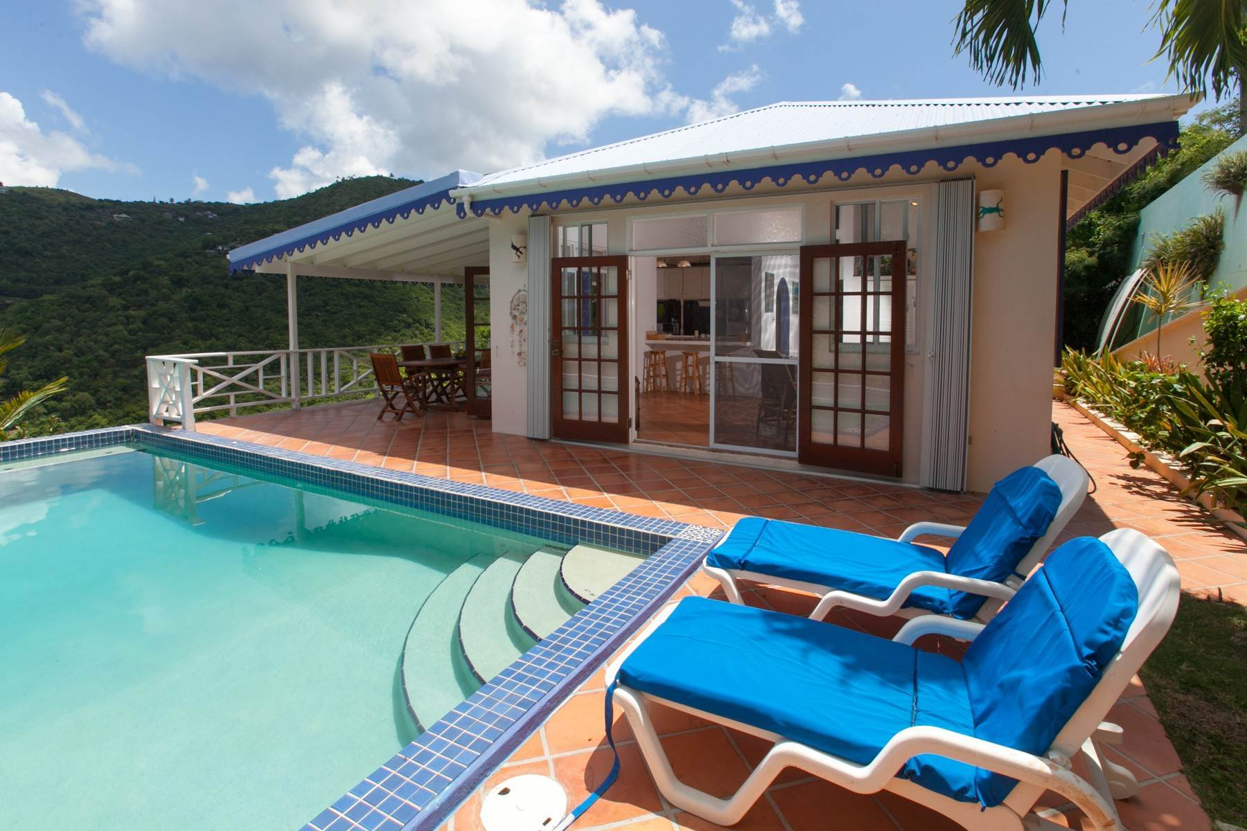 9. Single Family Homes for Sale at Brewers Bay, Tortola British Virgin Islands