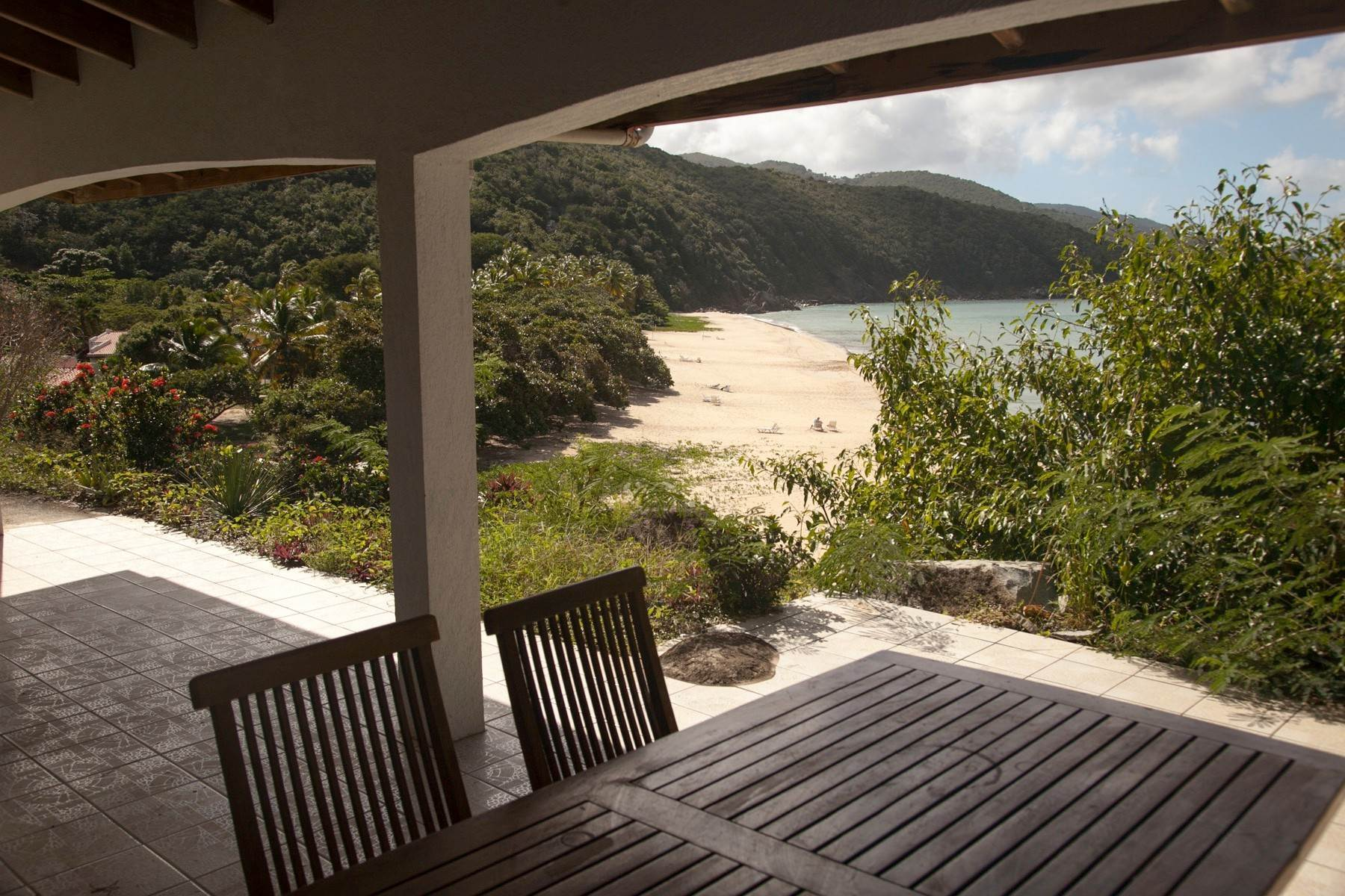 4. Single Family Homes for Sale at Lambert Beach, Tortola British Virgin Islands