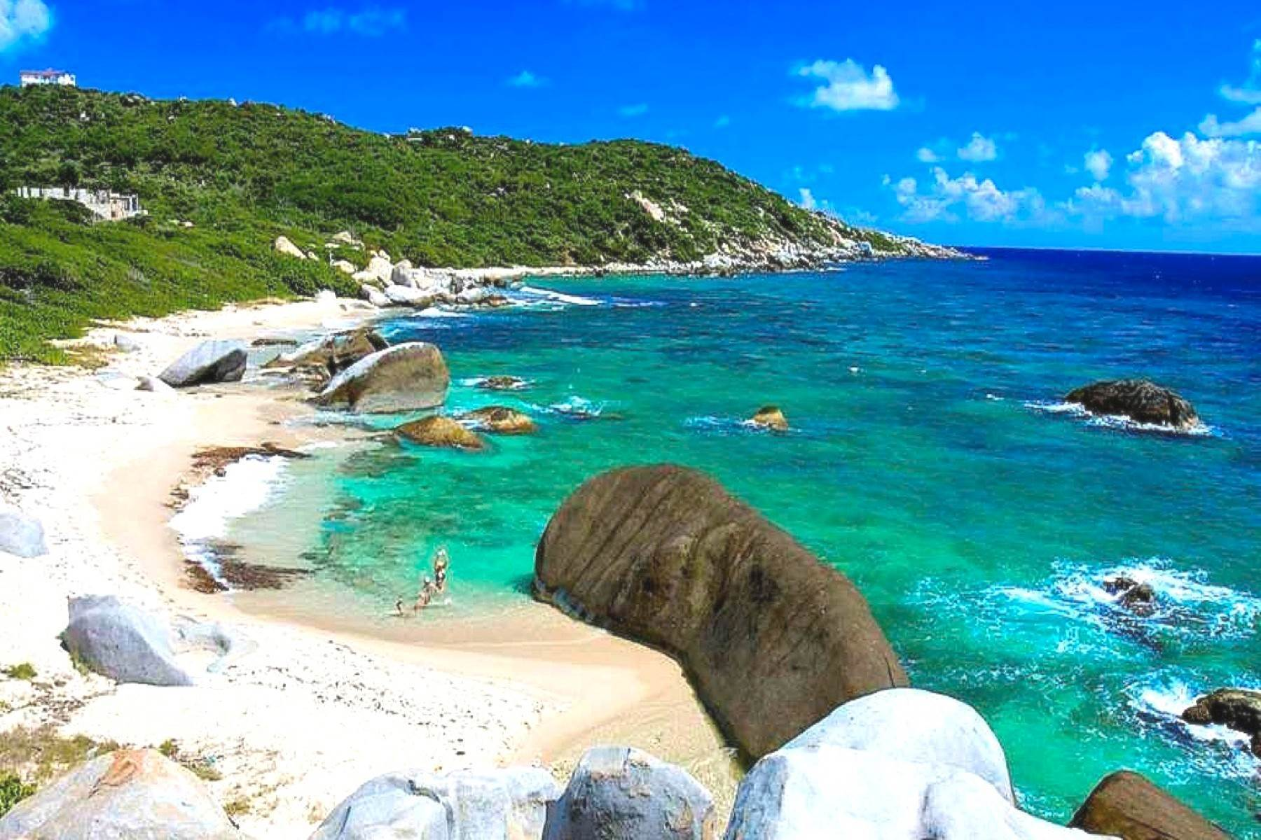 Land for Sale at Crook Bay, Virgin Gorda British Virgin Islands