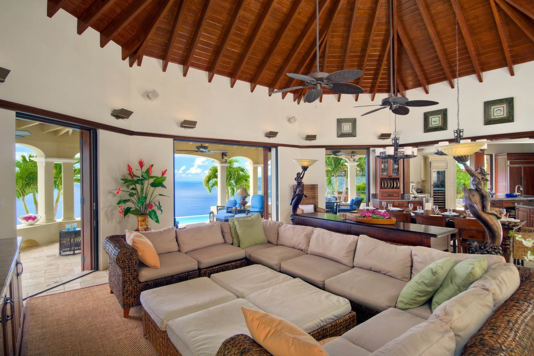 8. Single Family Homes for Sale at Long Bay, Tortola British Virgin Islands