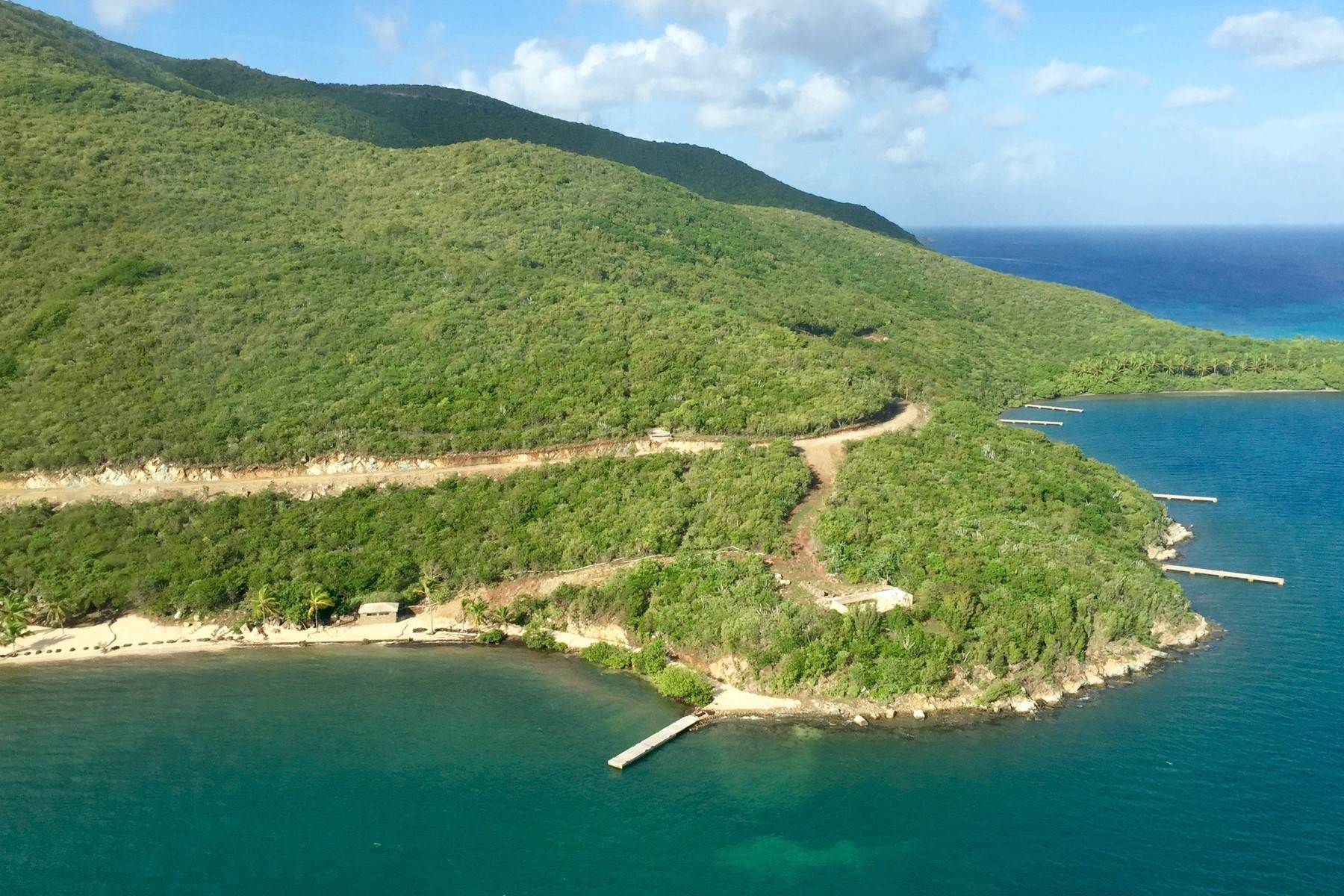 Terreno em Blunder Bay, Virgin Gorda Ilhas Virgens Britânicas