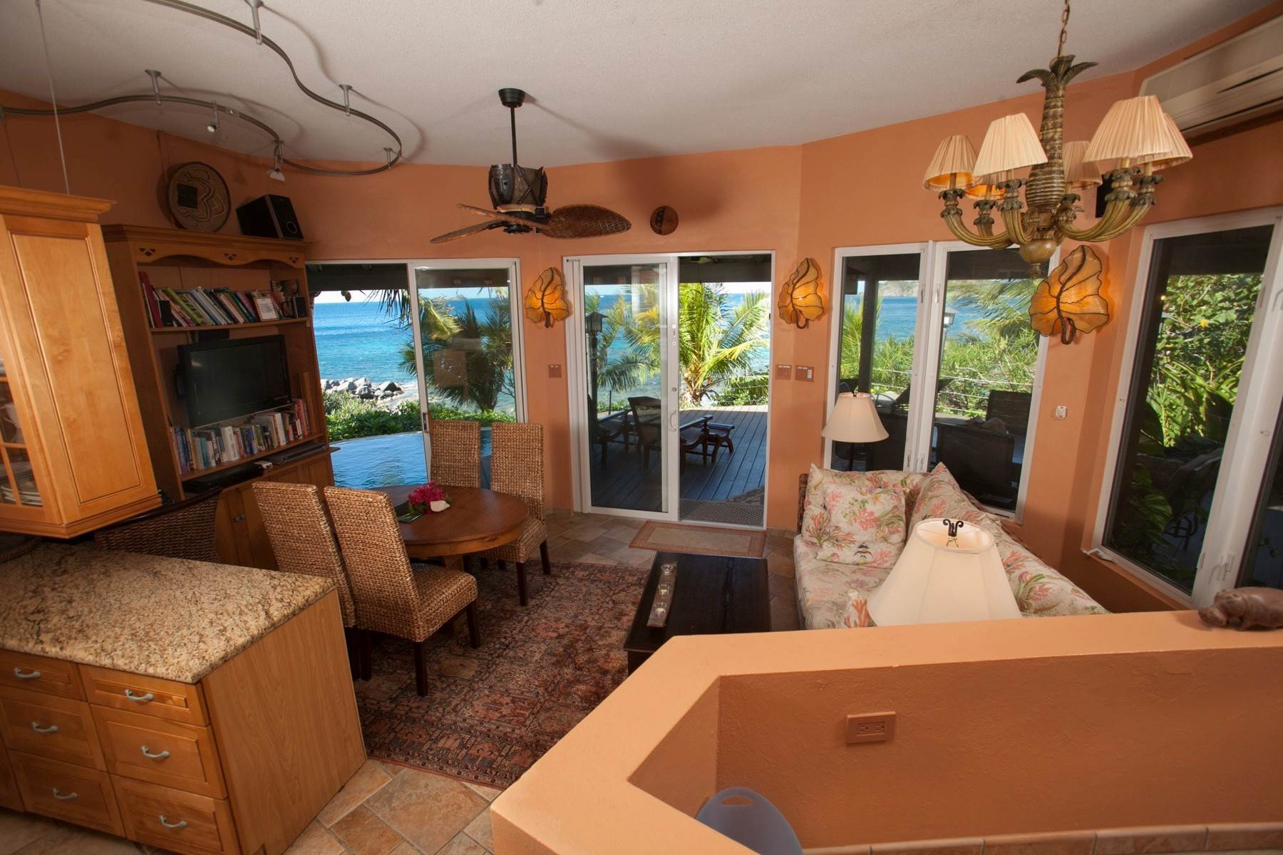 31. Single Family Homes for Sale at Nail Bay, Virgin Gorda British Virgin Islands