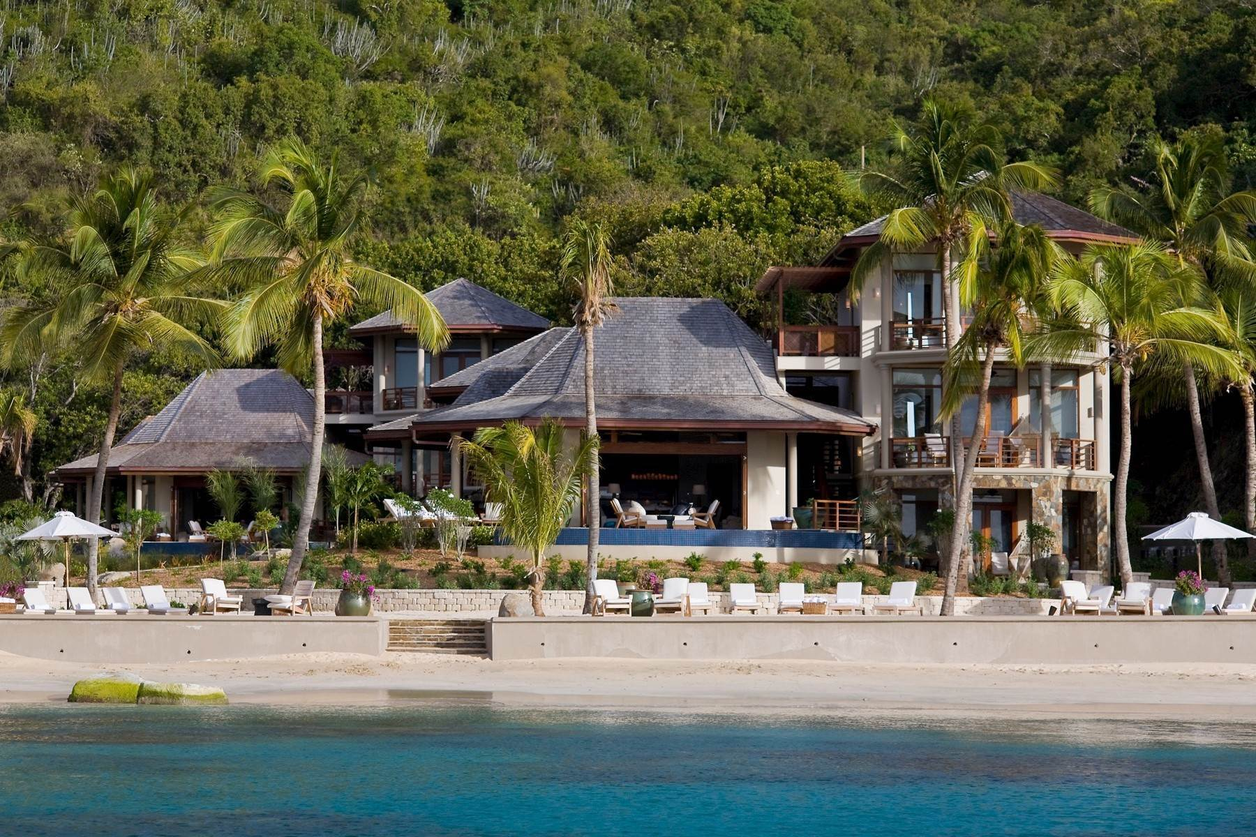 8. Multi-Family Homes for Sale at Mahoe Bay, Virgin Gorda British Virgin Islands