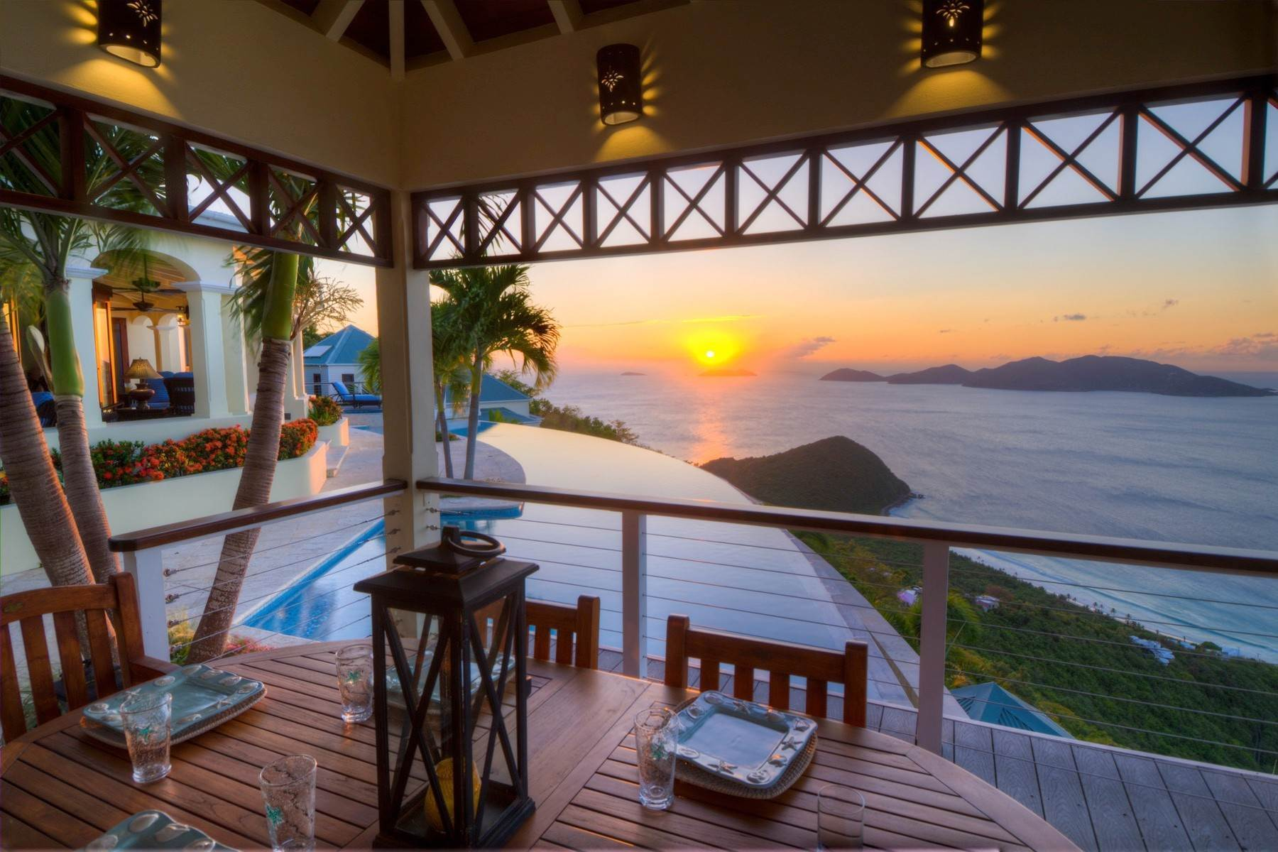 19. Single Family Homes for Sale at Long Bay, Tortola British Virgin Islands