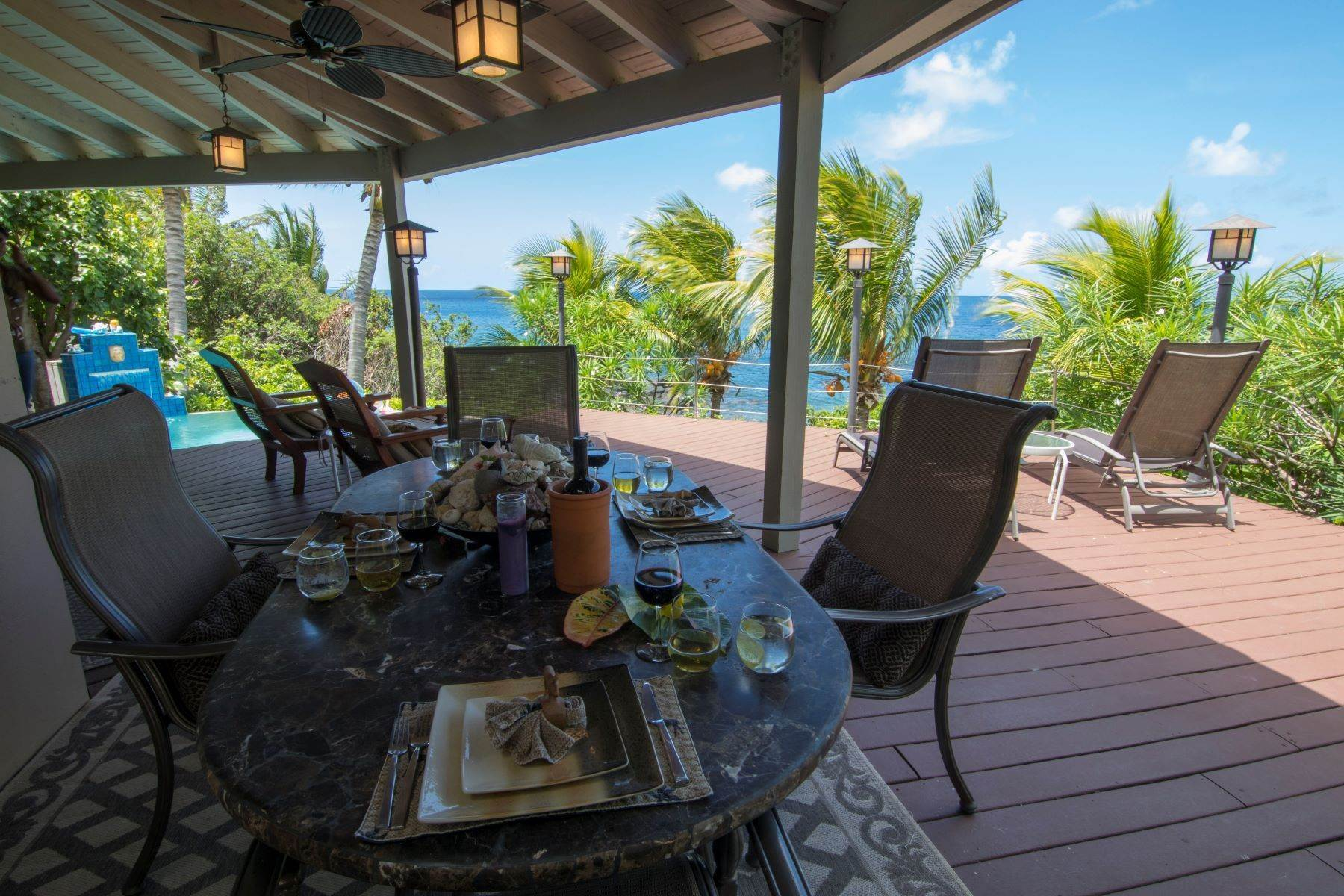 37. Single Family Homes for Sale at Nail Bay, Virgin Gorda British Virgin Islands