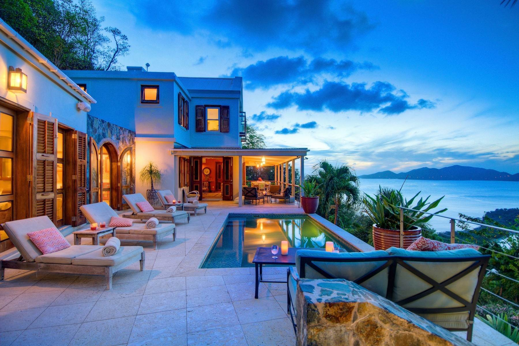 38. Single Family Homes for Sale at Belmont, Tortola British Virgin Islands