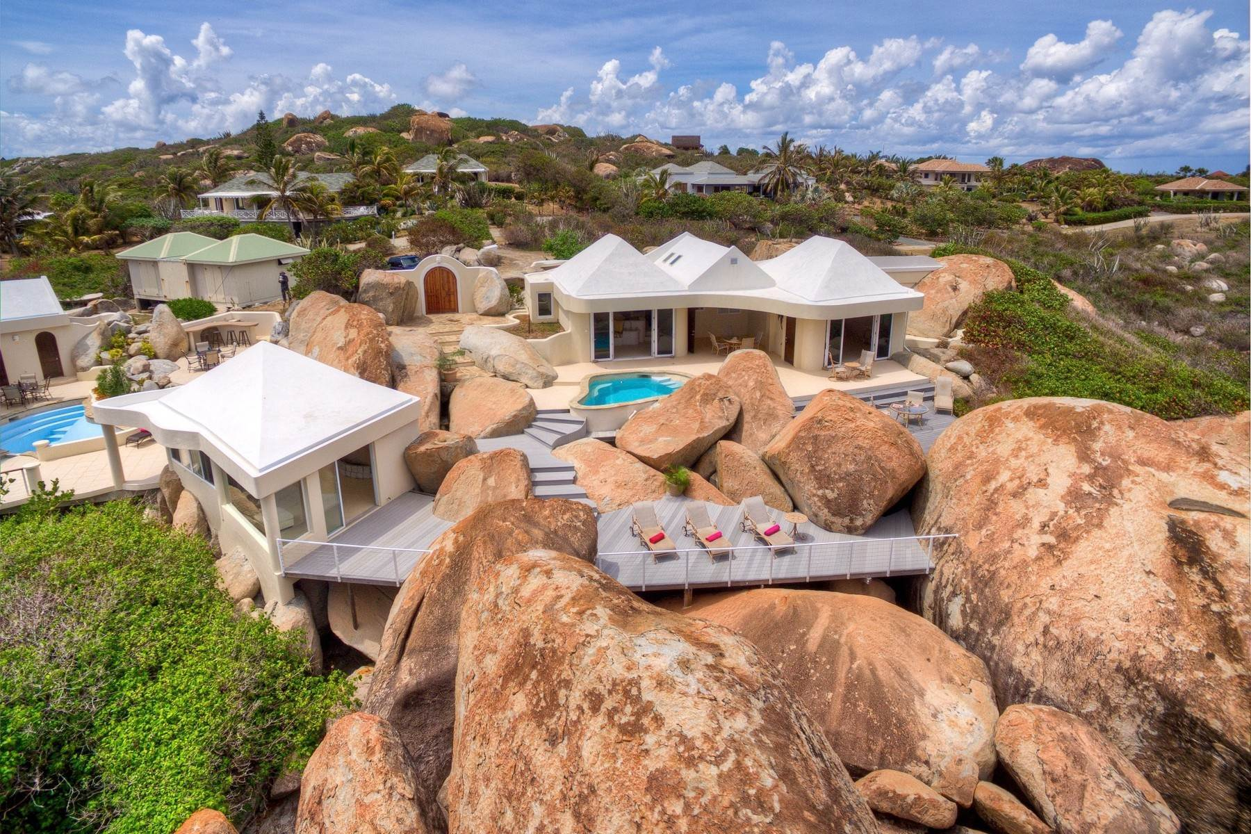 2. Single Family Homes for Sale at Crook Bay, Virgin Gorda British Virgin Islands