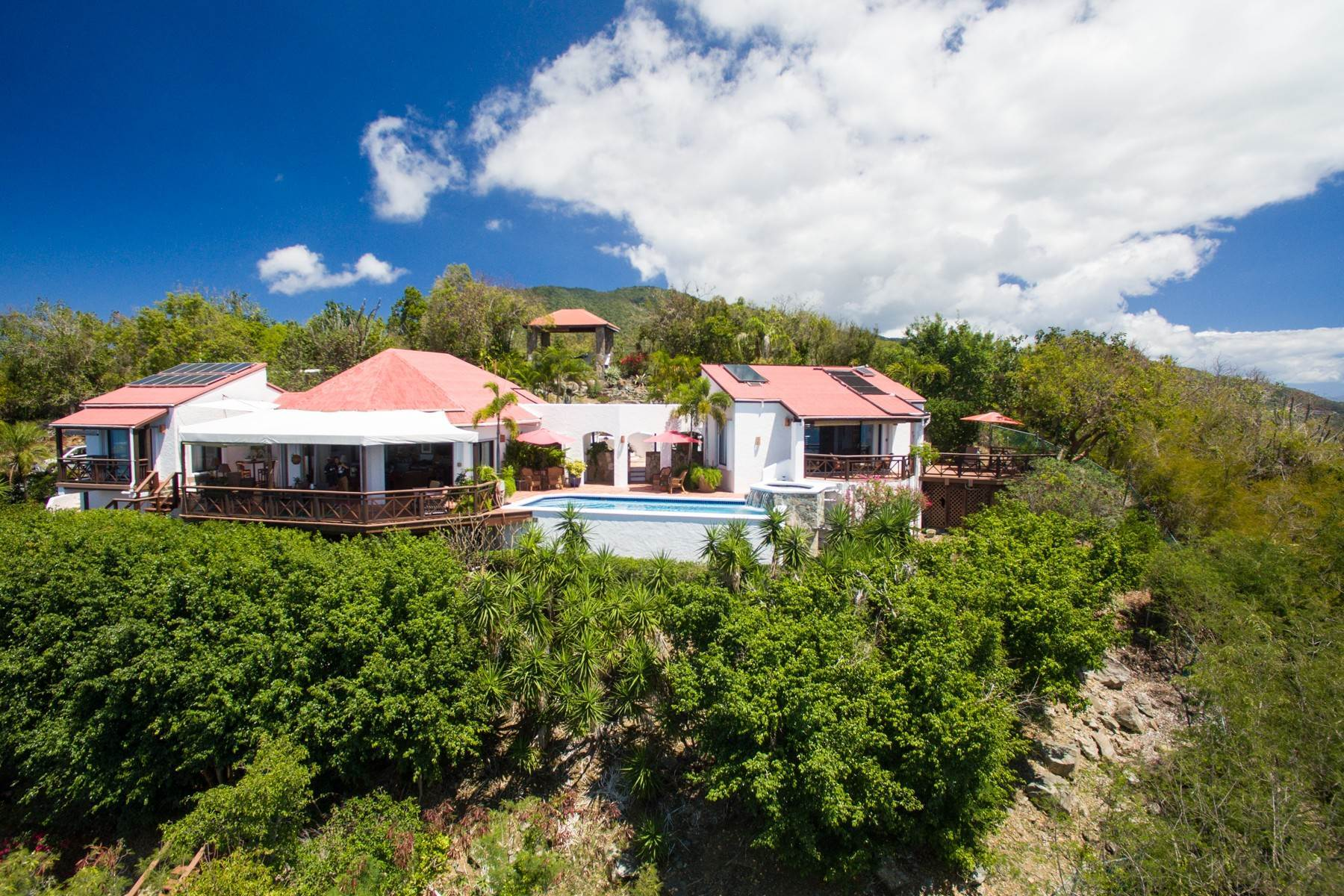 Single Family Homes for Sale at Towers, Tortola British Virgin Islands