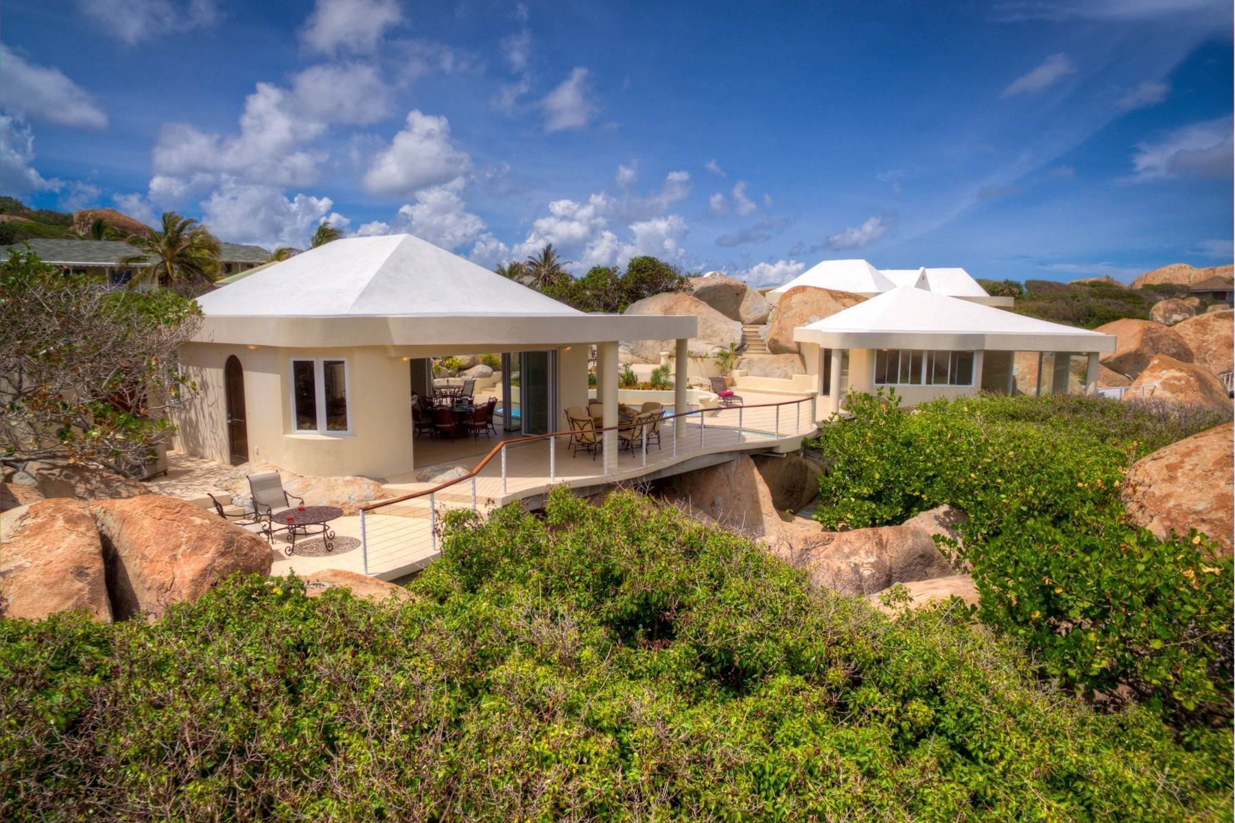 4. Single Family Homes for Sale at Crook Bay, Virgin Gorda British Virgin Islands