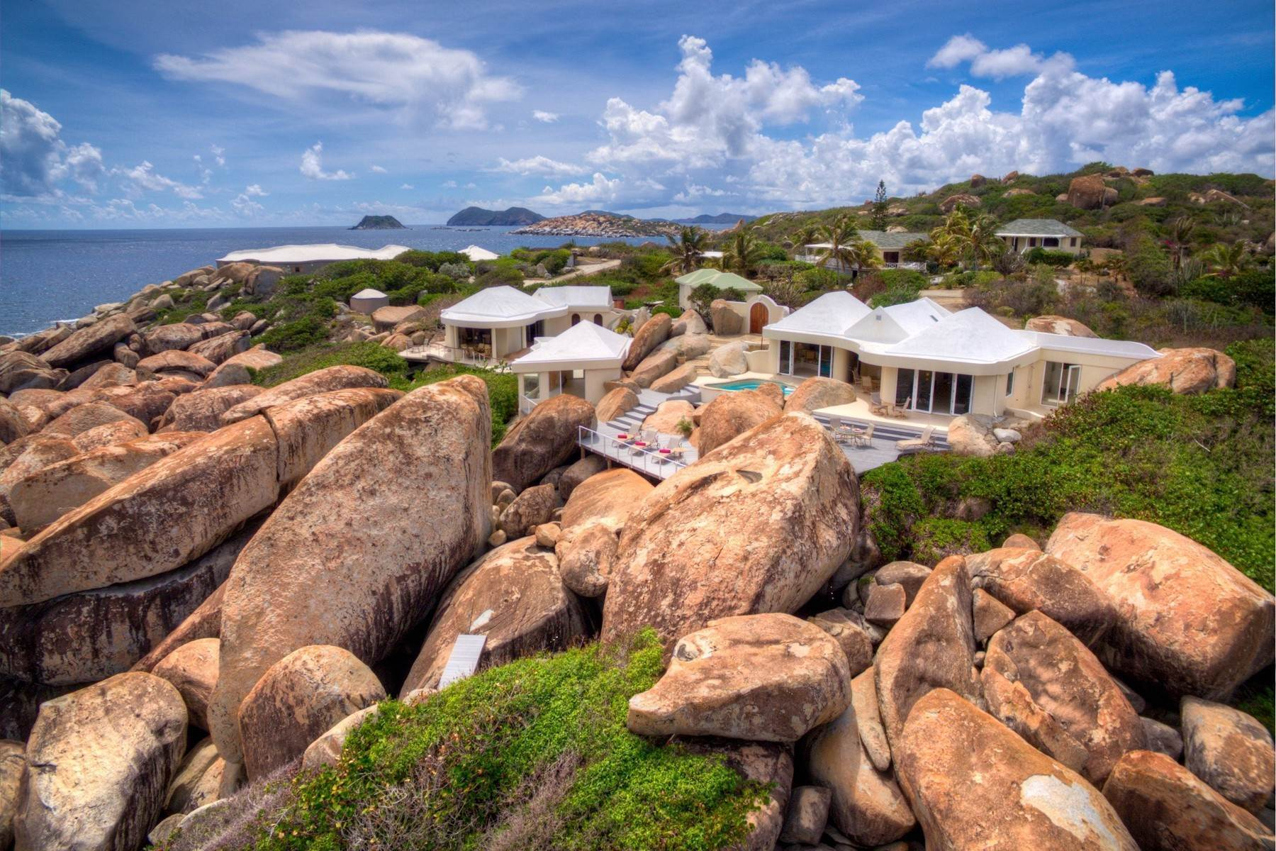 Single Family Homes pour l Vente à Crook Bay, Virgin Gorda Iles Vierges Britanniques