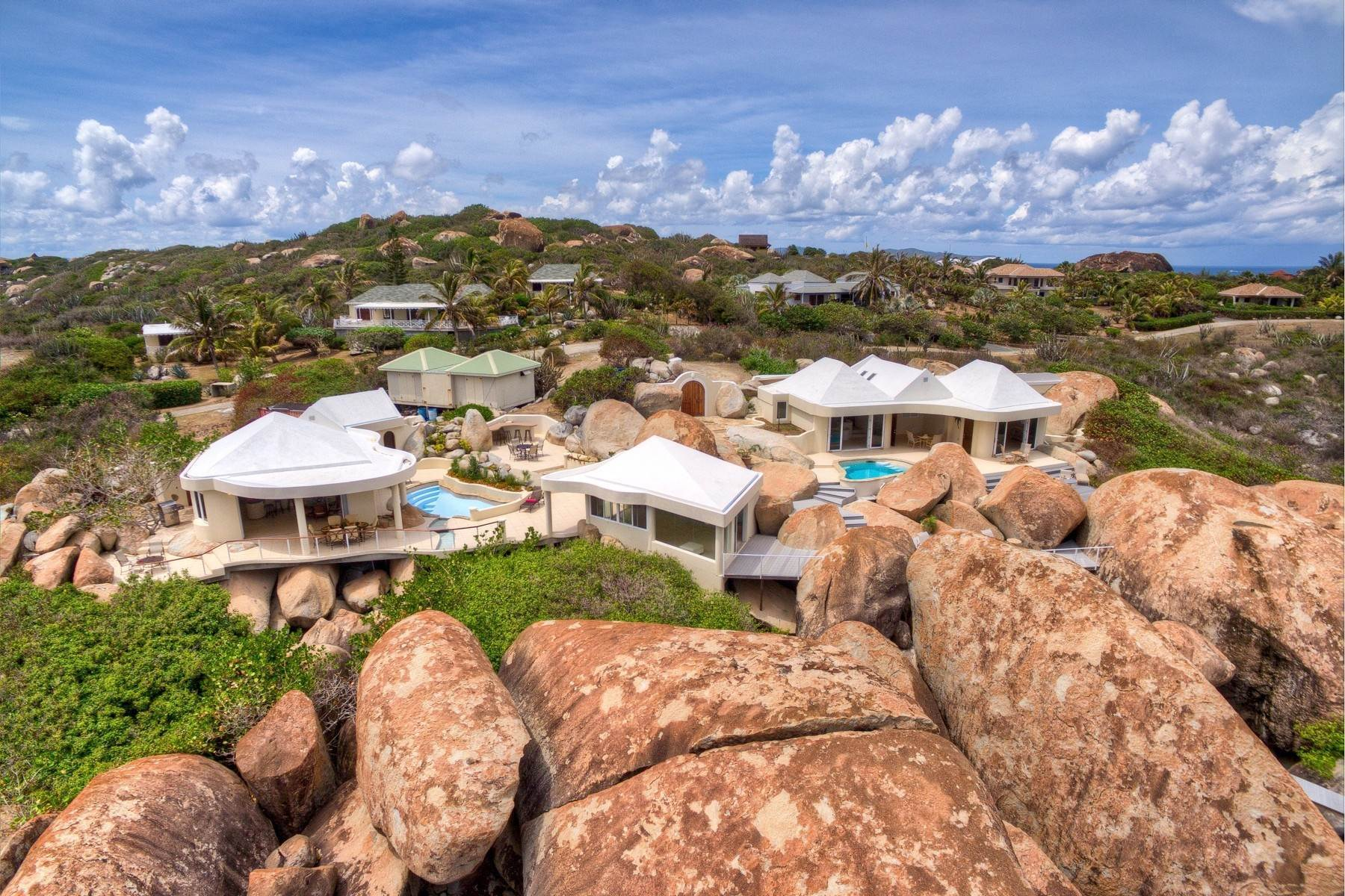 3. Single Family Homes için Satış at Crook Bay, Virgin Gorda Ingiliz Virgin Adalari