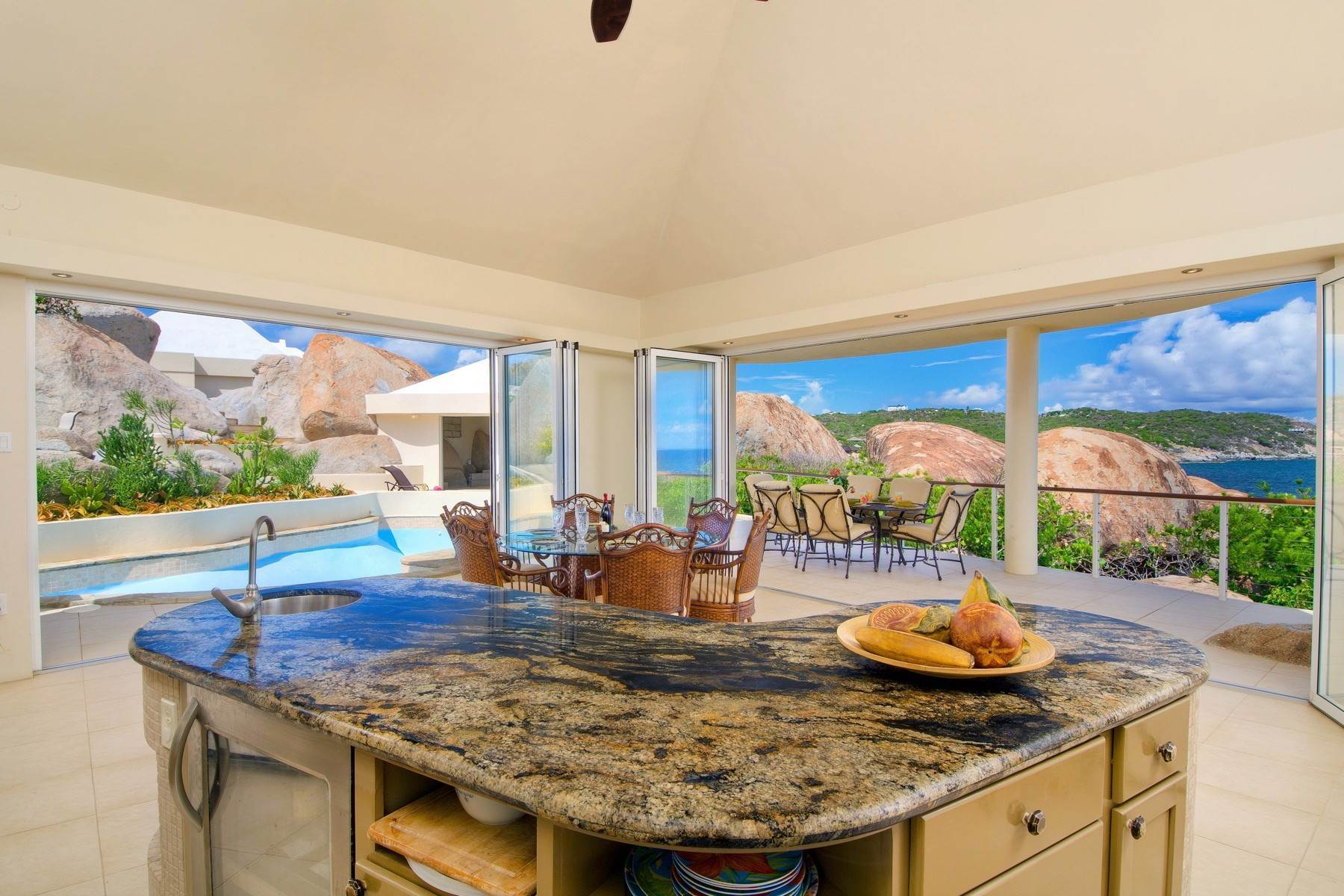 16. Single Family Homes for Sale at Crook Bay, Virgin Gorda British Virgin Islands