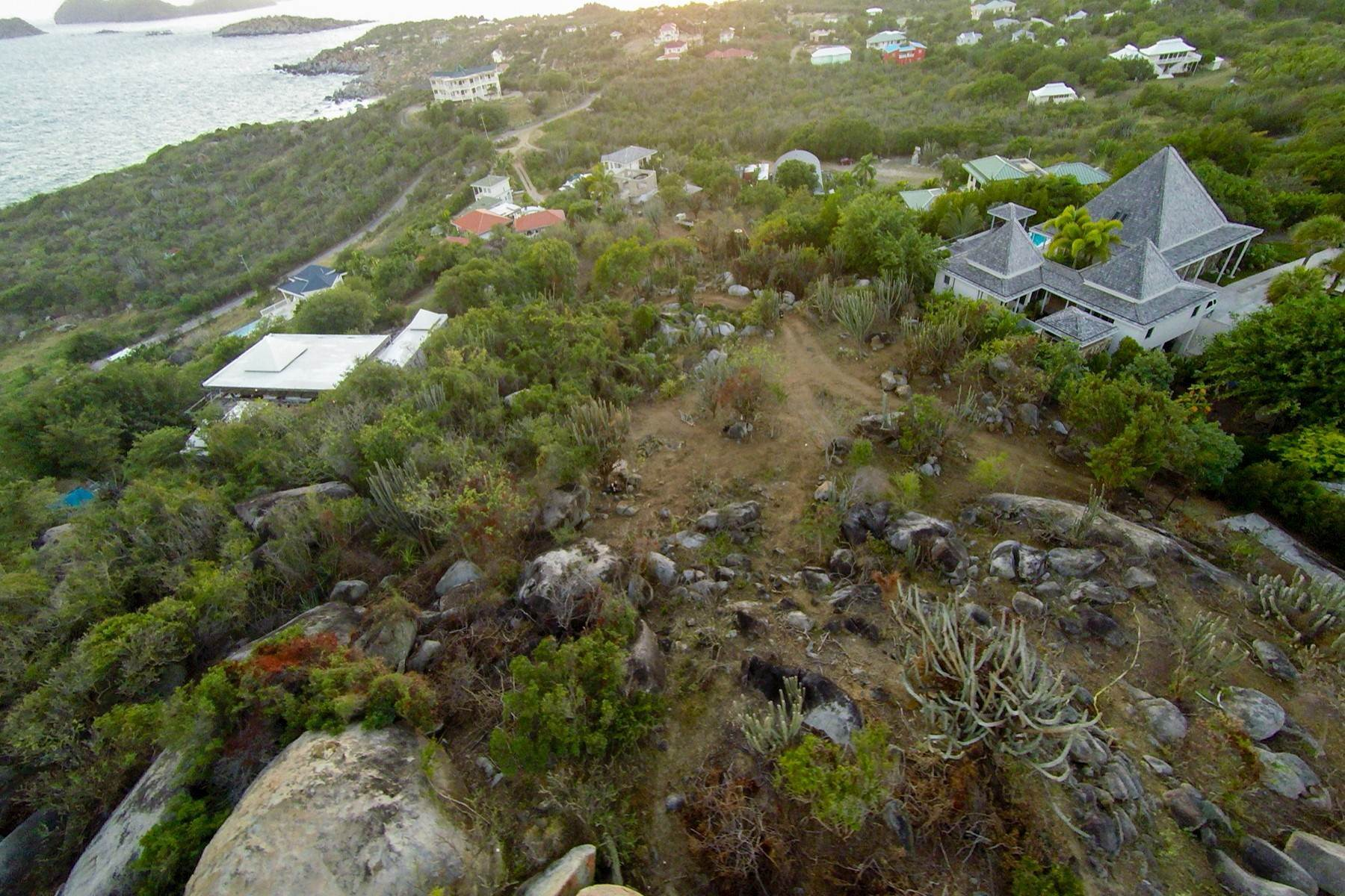 Terreno para Venda às Spanish Town, Virgin Gorda Ilhas Virgens Britânicas